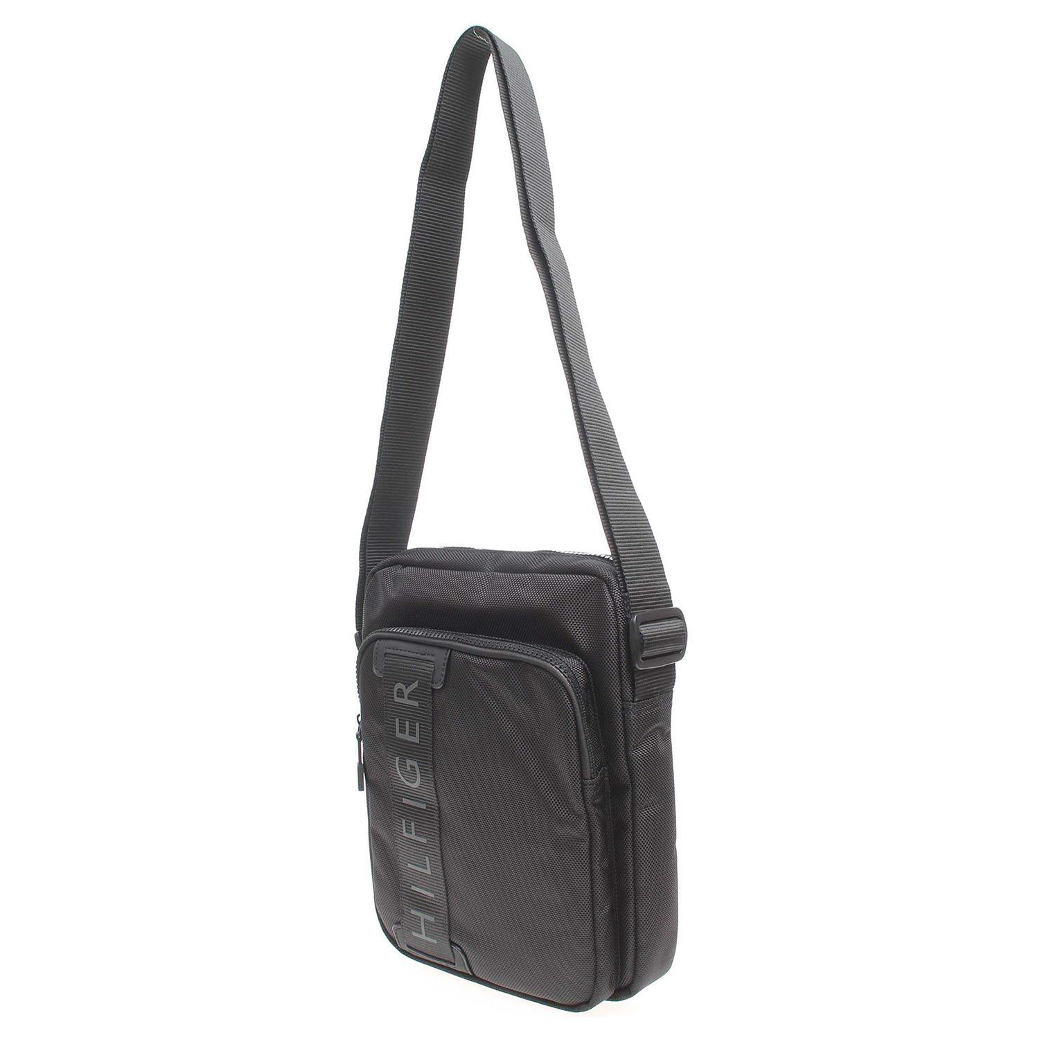 Ecco Tommy Hilfiger pánská taška AM0AM01860 černá 10701176
