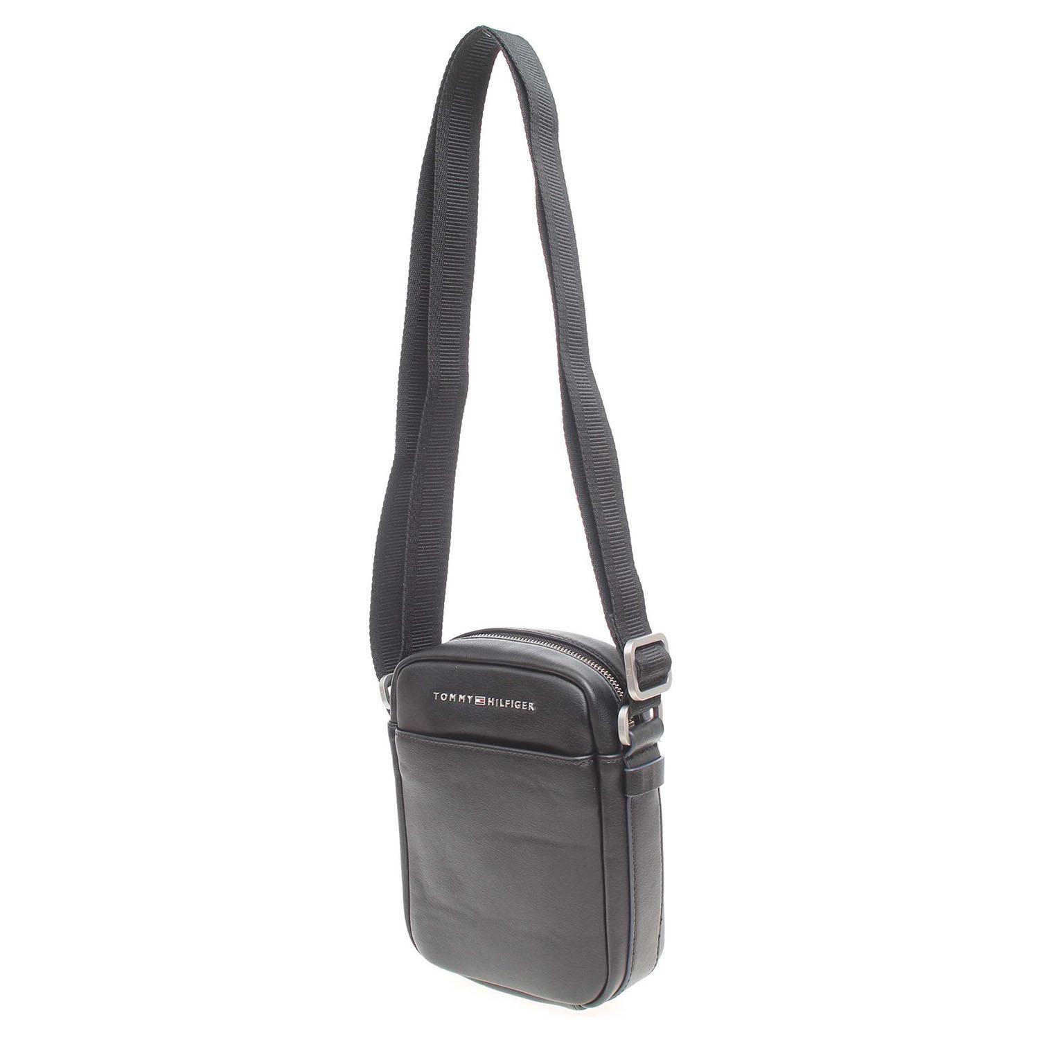 Ecco Tommy Hilfiger pánská taška AM0AM01941 černá 10701177