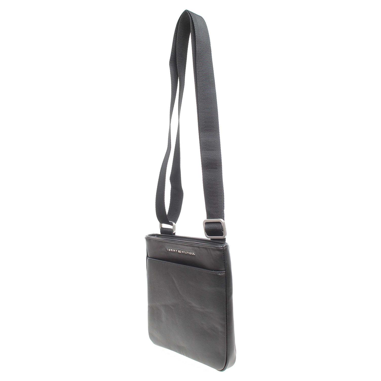 Ecco Tommy Hilfiger pánská taška AM0AM02235 černá 10701178