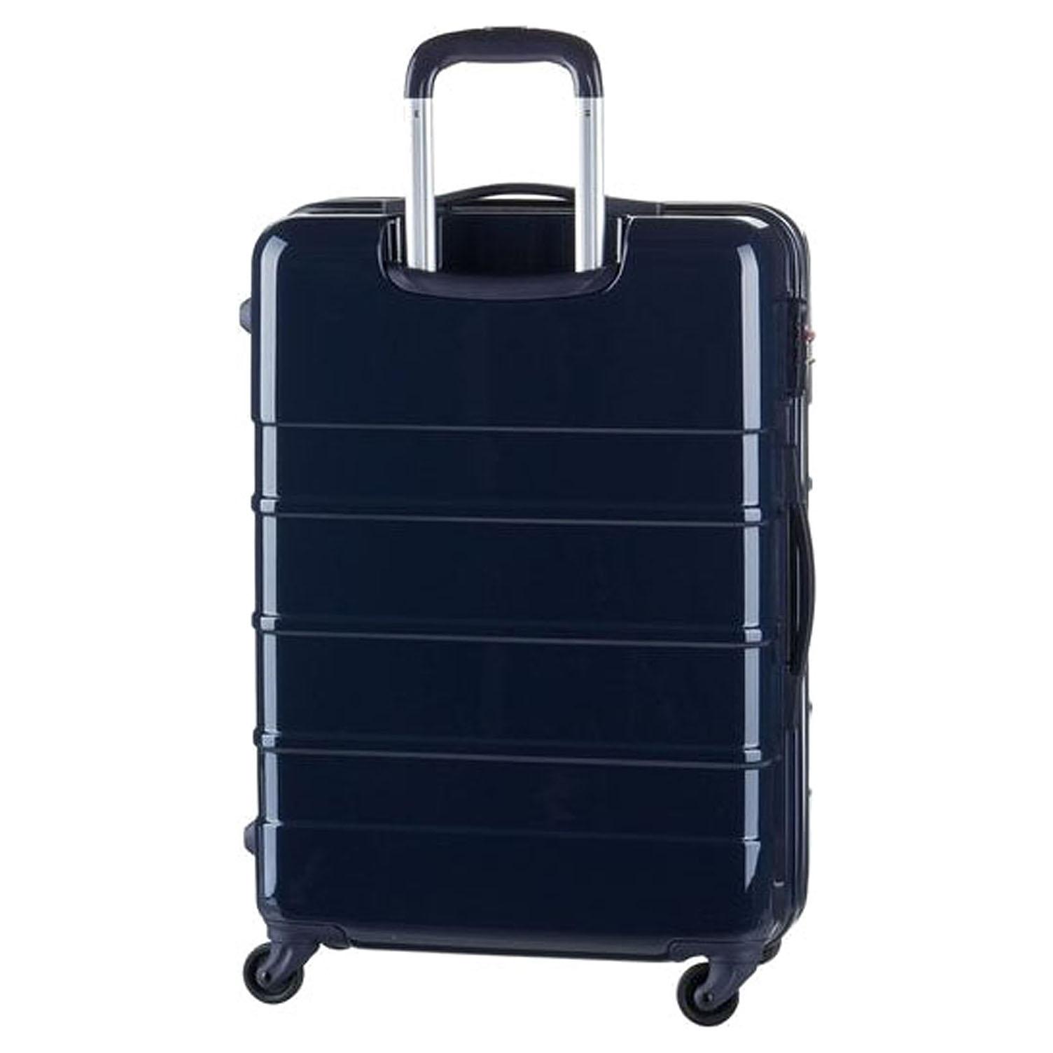 Ecco Tommy Hilfiger kufr střední AU0AU00017 Tommy Classic Hard Case 24 modrý 10701190