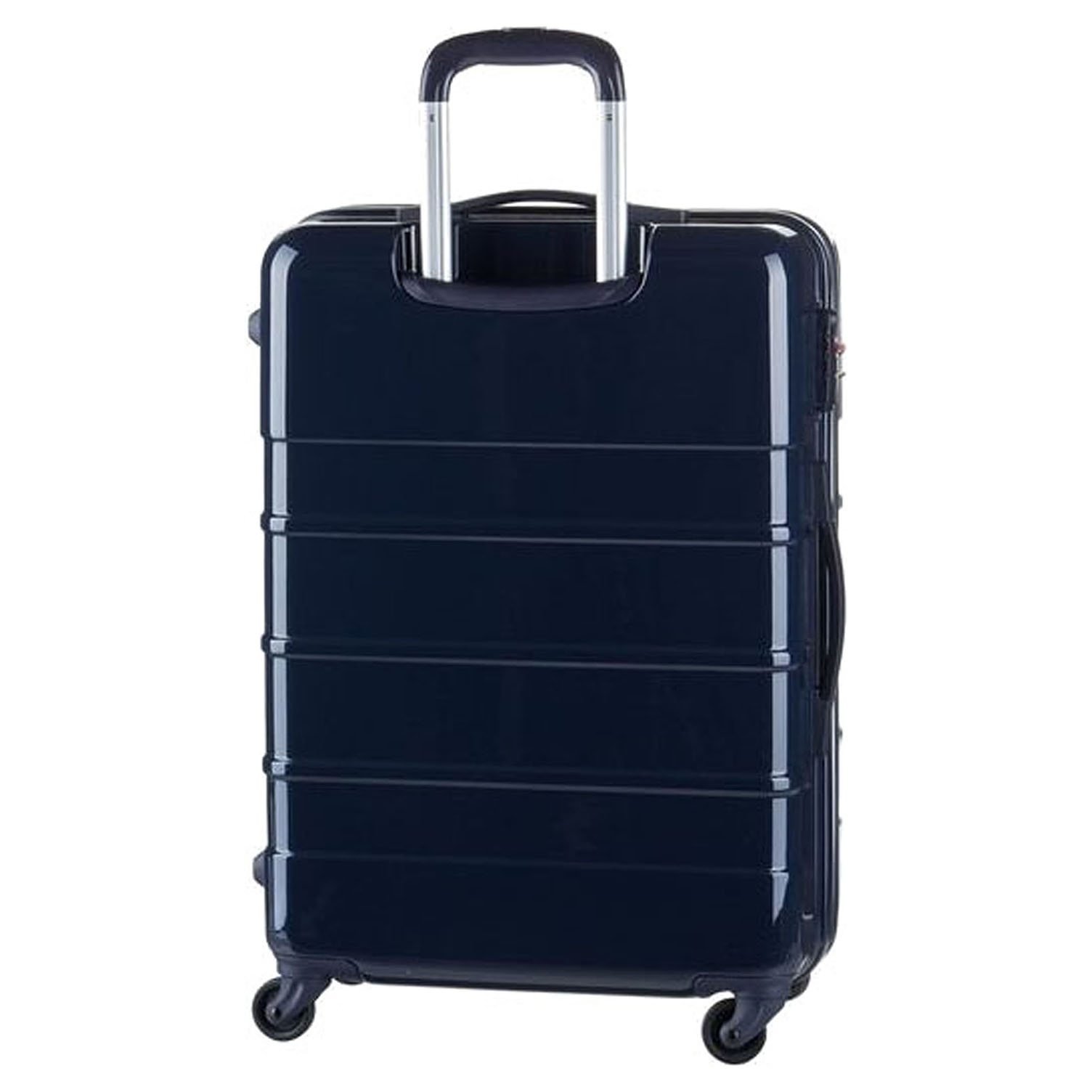 Ecco Tommy Hilfiger kufr velký AU0AU00011 Tommy Classic Hard Case 28 modrý 10701191