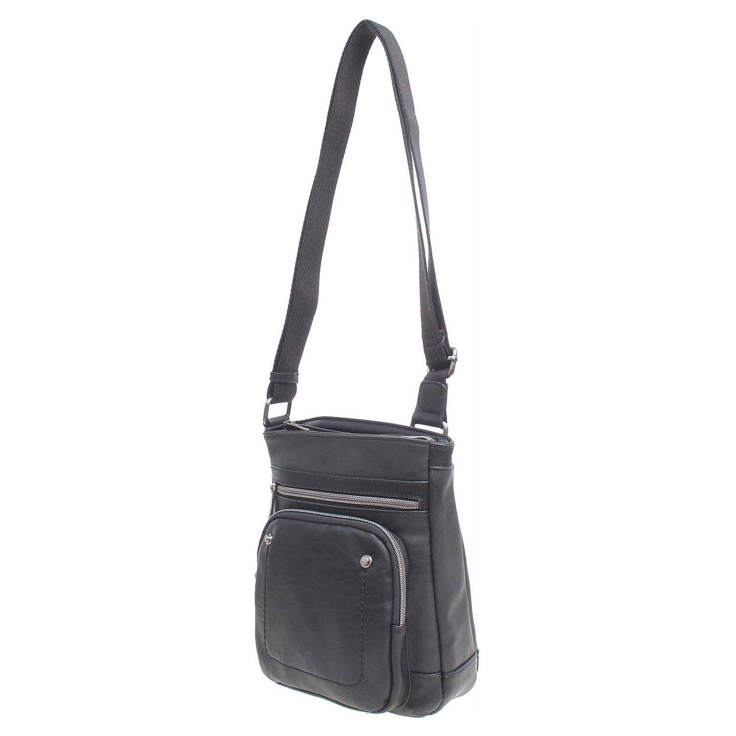 Ecco Dogsbybeluchi pánská taška 24122-2 negro 10701194