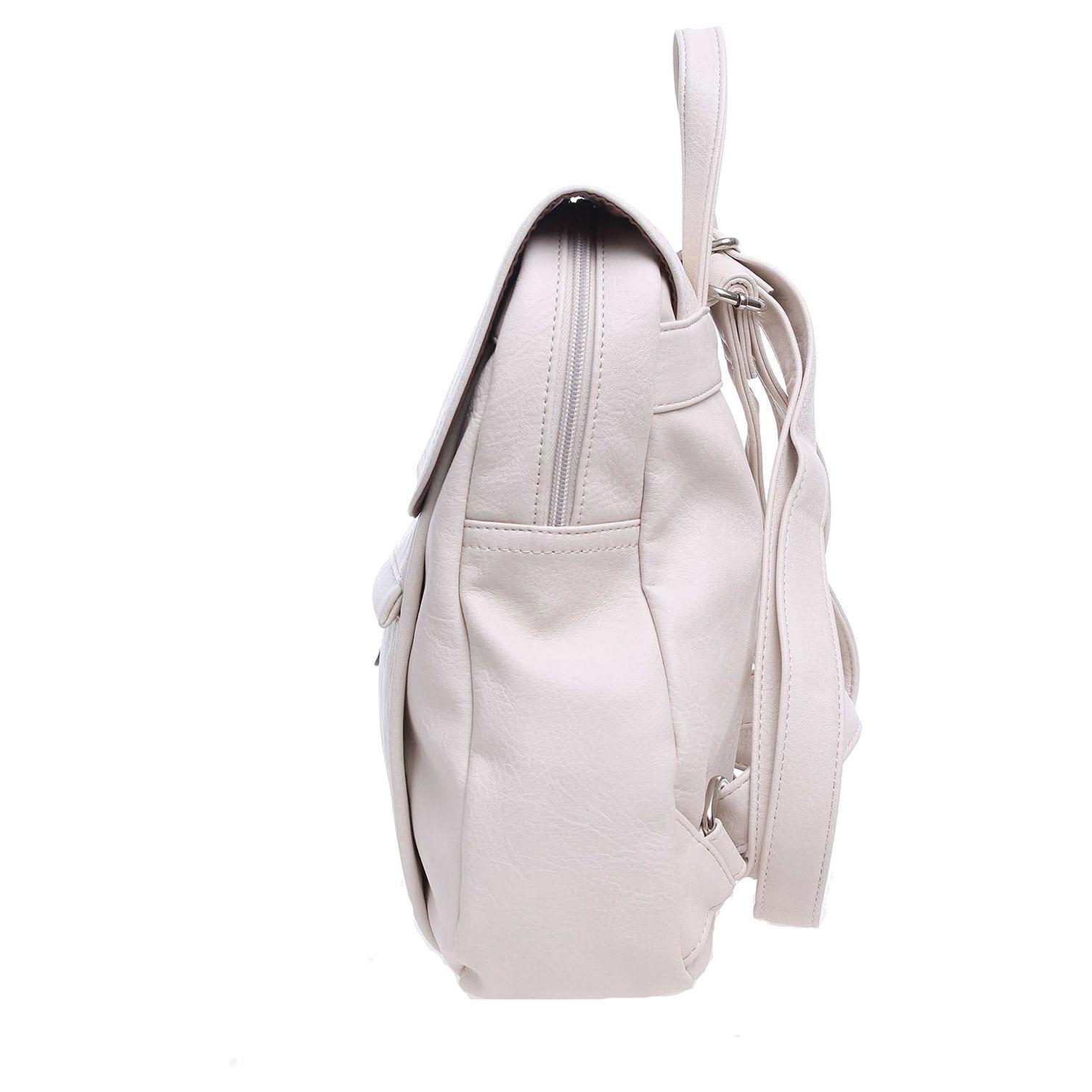 Gabor dámský batoh 6387 20 Uta béžový 1 béžová béžová