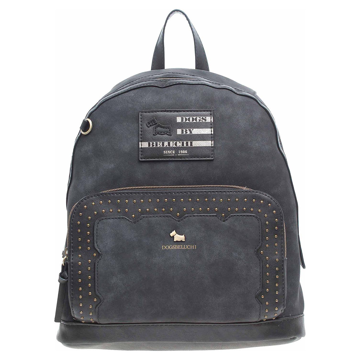 Ecco Dogsbybeluchi dámský batoh 25366 černý 11601271