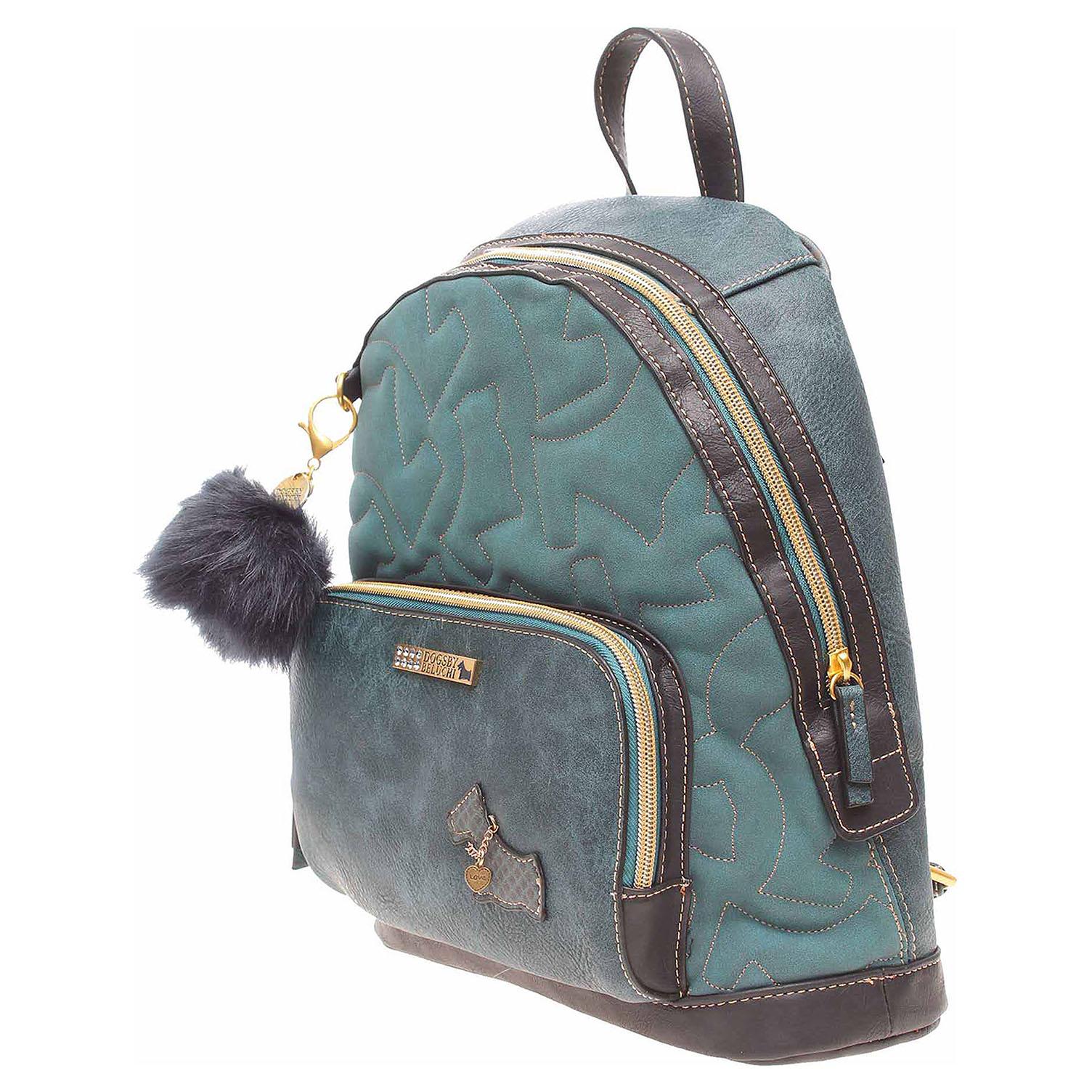 Ecco Dogsbybeluchi dámský batůžek 25415-1 azul 11601287