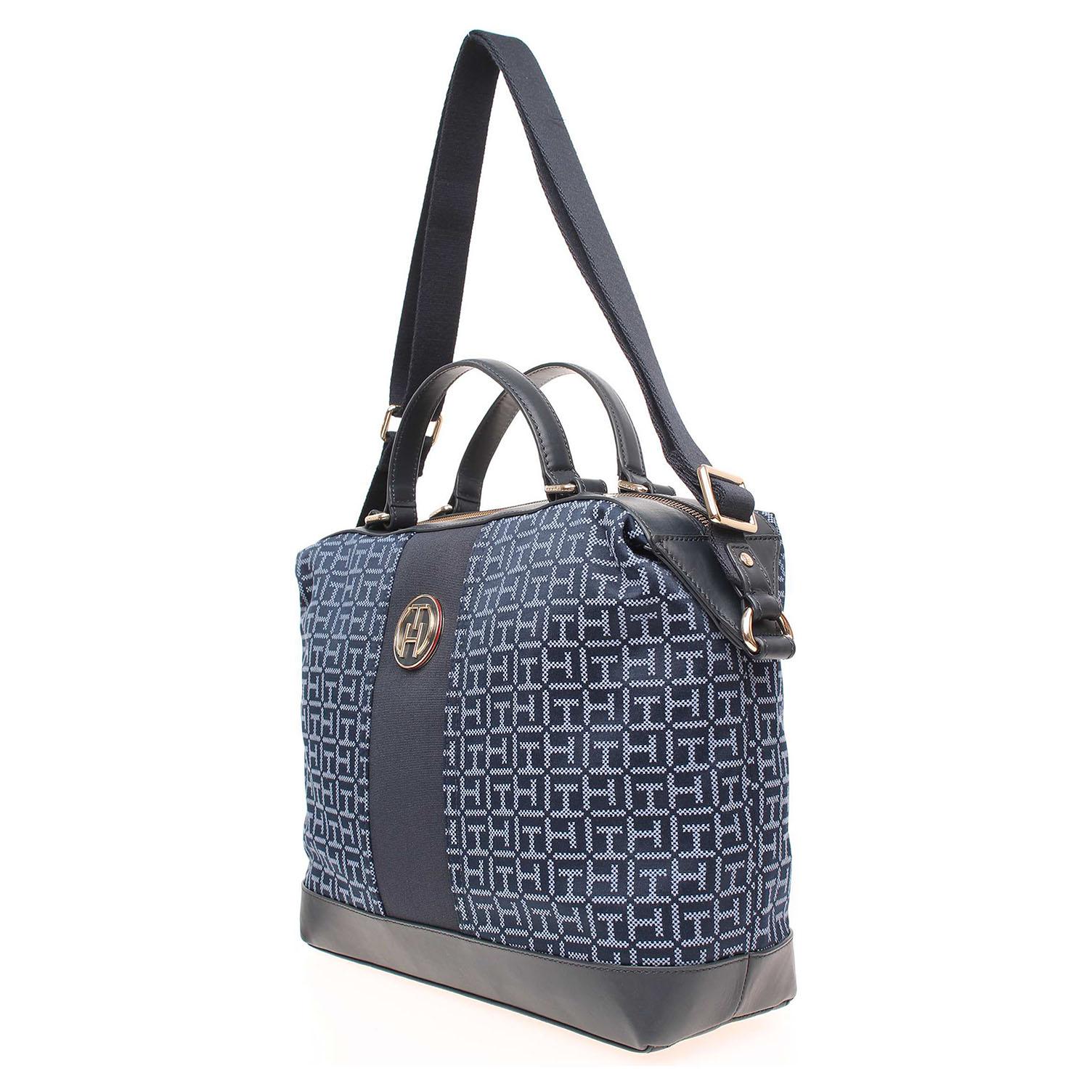 Tommy Hilfiger dámská kabelka BW56927422 modrá 1