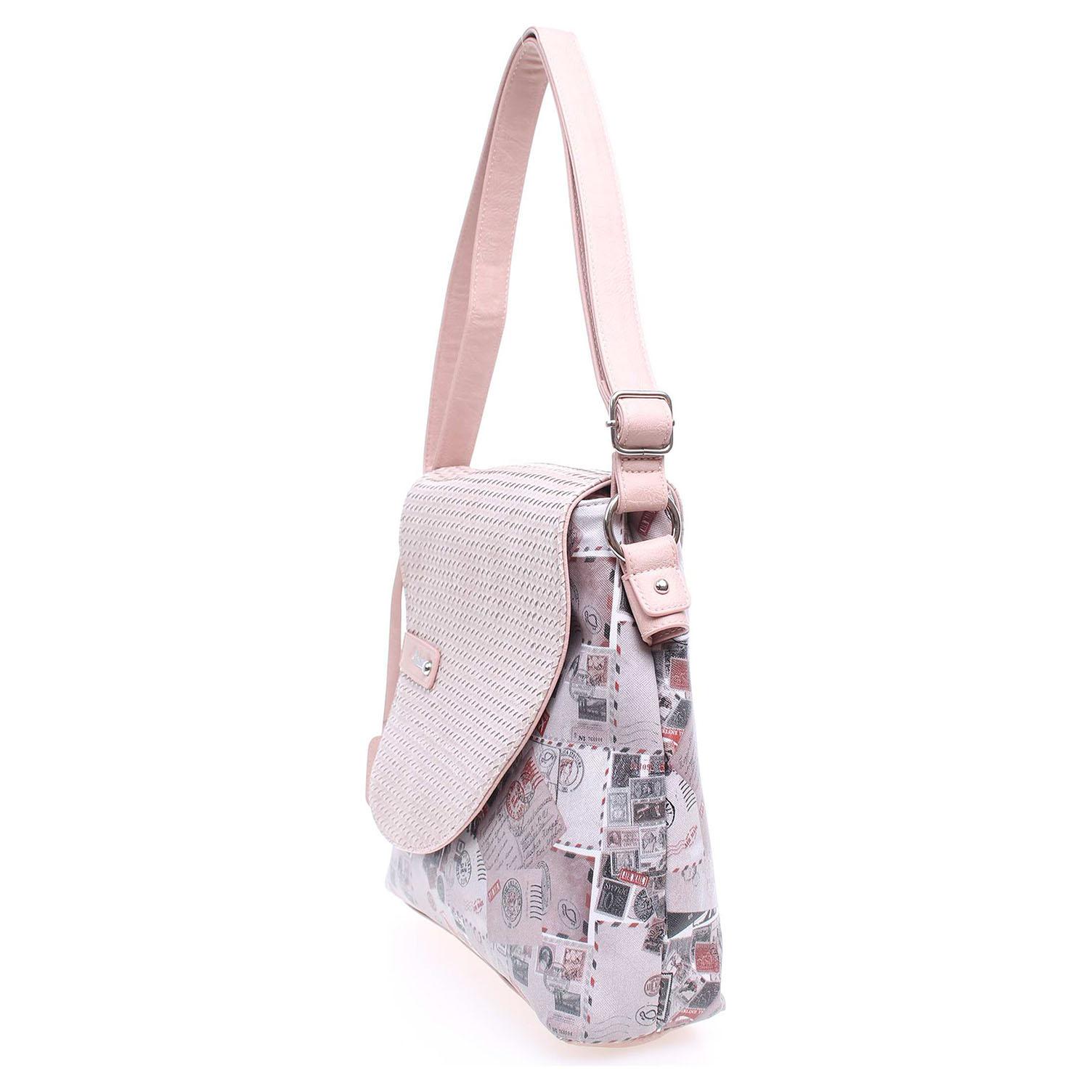 Ecco Rieker dámská kabelka H1107-31 rosa 11890910