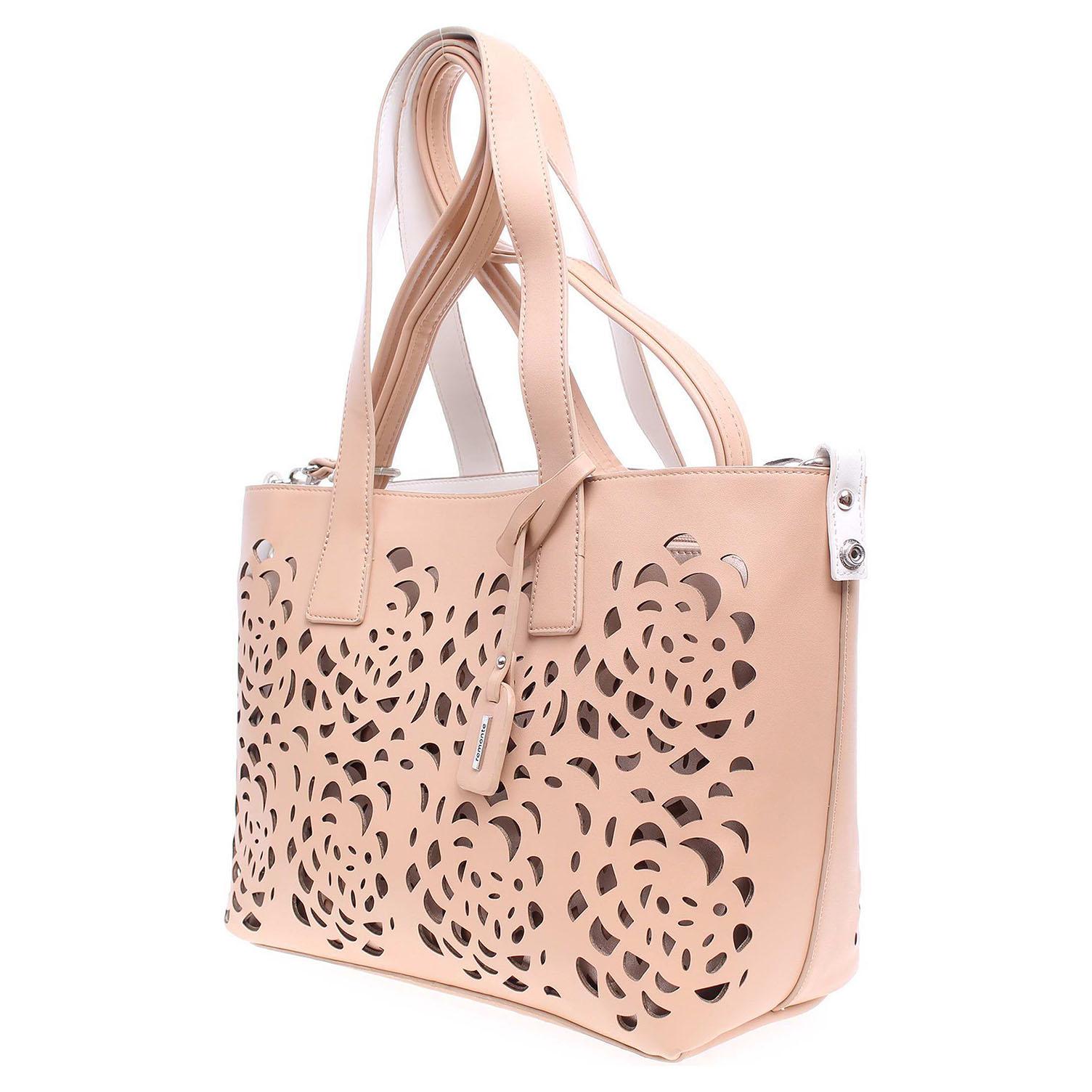 Ecco Remonte dámská kabelka Q0378-31 béžová 11891128