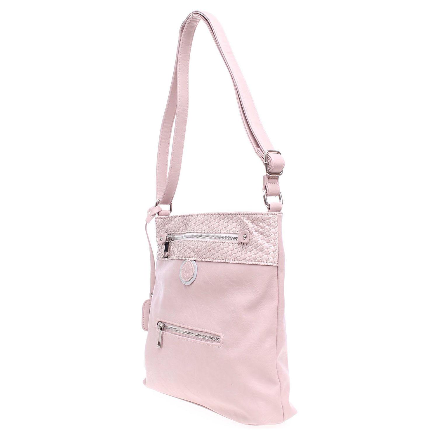 Ecco Rieker dámská kabelka H1302-31 rosa 11891136
