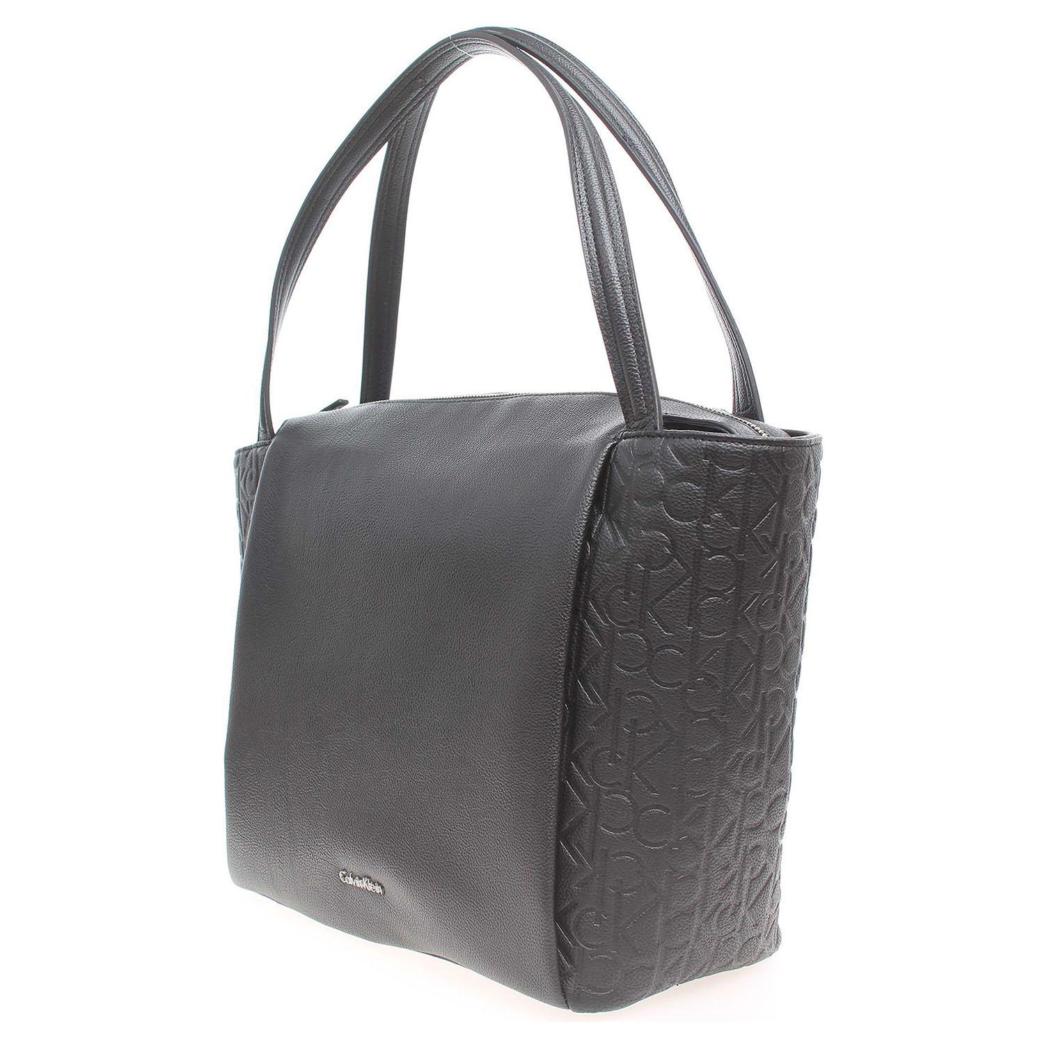 Ecco Calvin Klein dámská kabelka K60K602120001 černá 11891138