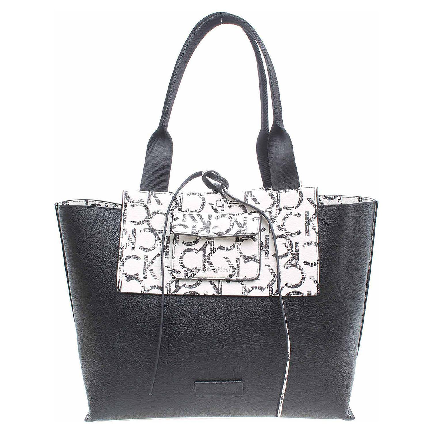 Ecco Calvin Klein dámská kabelka K60K602519904 bílá 11891163