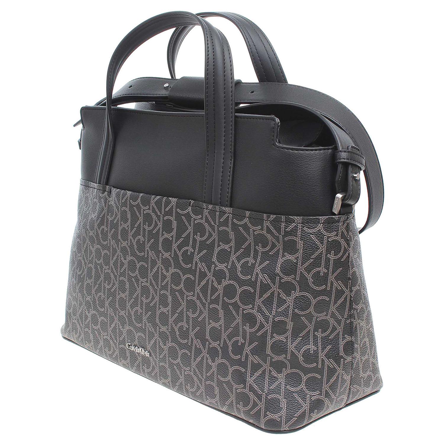 Ecco Calvin Klein dámská kabelka K60K602524910 černá 11891165