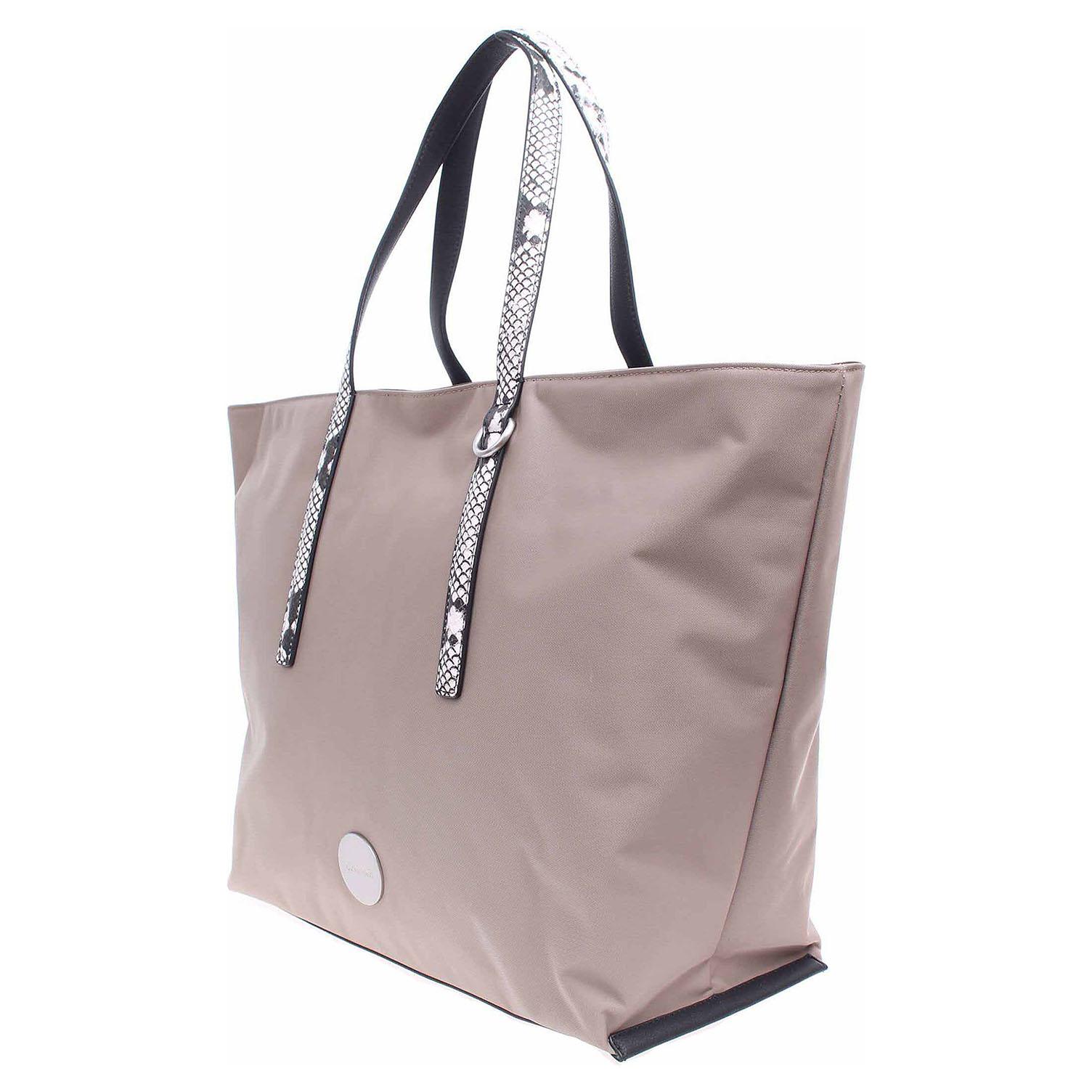 Ecco Calvin Klein dámská kabelka K60K602635068 béžová 11891167