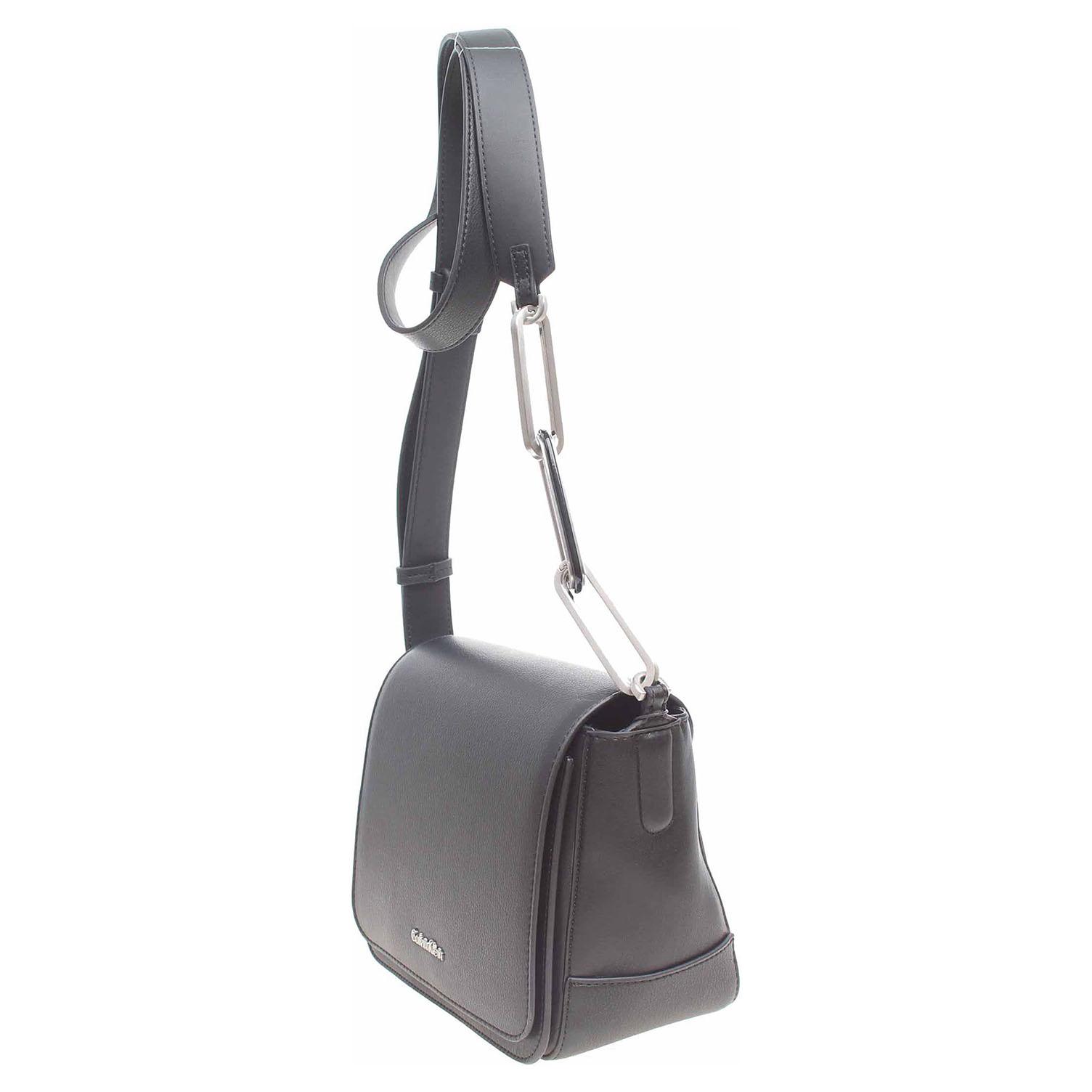 Ecco Calvin Klein dámská kabelka K60K602690001 černá 11891168