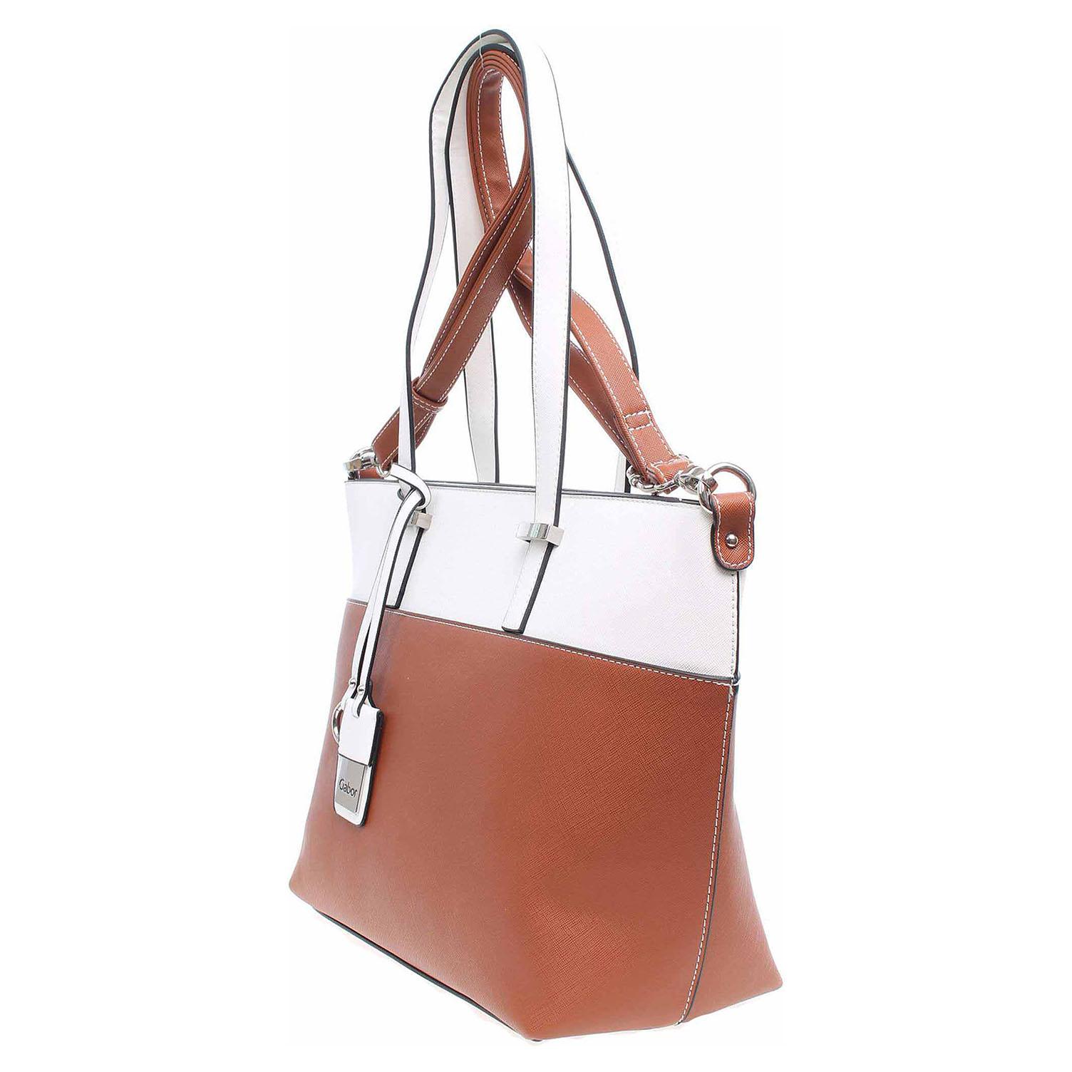 Ecco Gabor dámská kabelka 7635 22 Tivoli hnědá 11891172