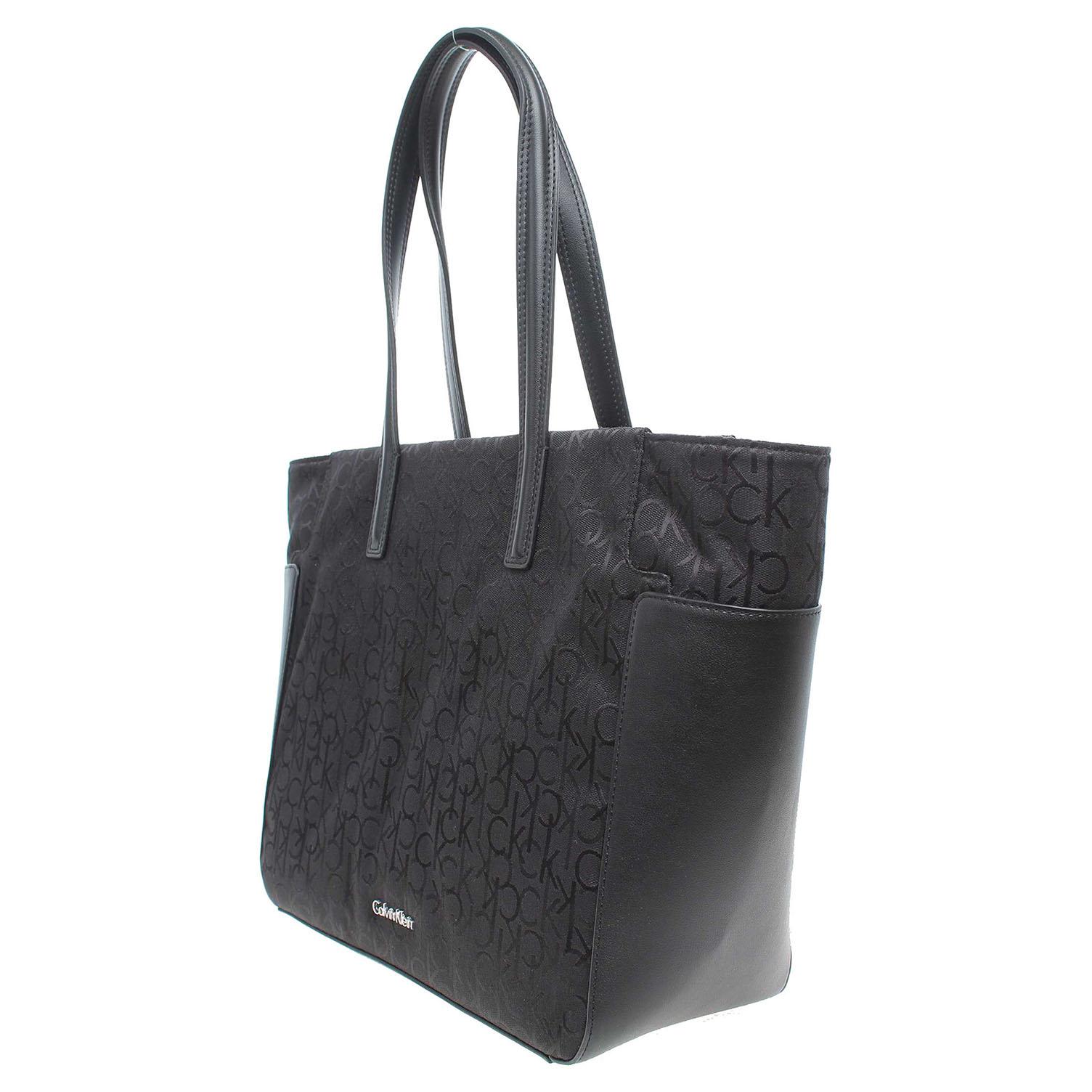Ecco Calvin Klein dámská kabelka K60K602248 černá 11891186