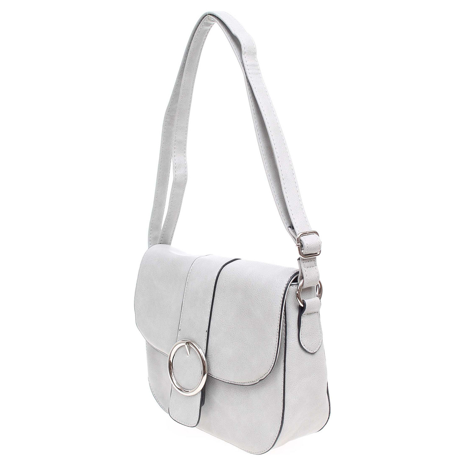 Ecco Dámská kabelka J821PC šedá 11891194