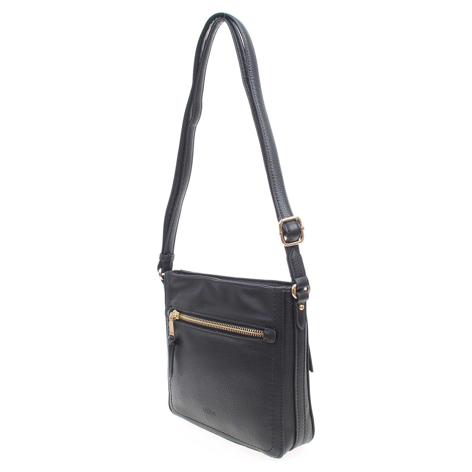 Ecco Gabor dámská kabelka 7769 60 Mona černá 11891235