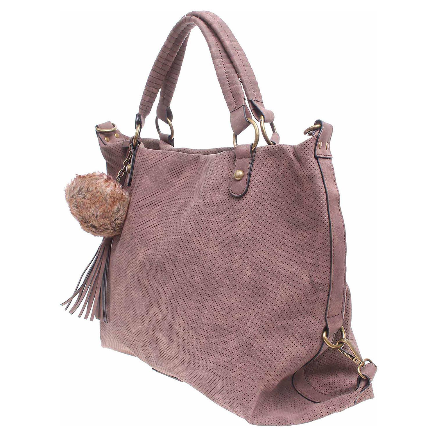 Ecco Marco Tozzi dámská kabelka 2-61124-29 hnědá 11891250