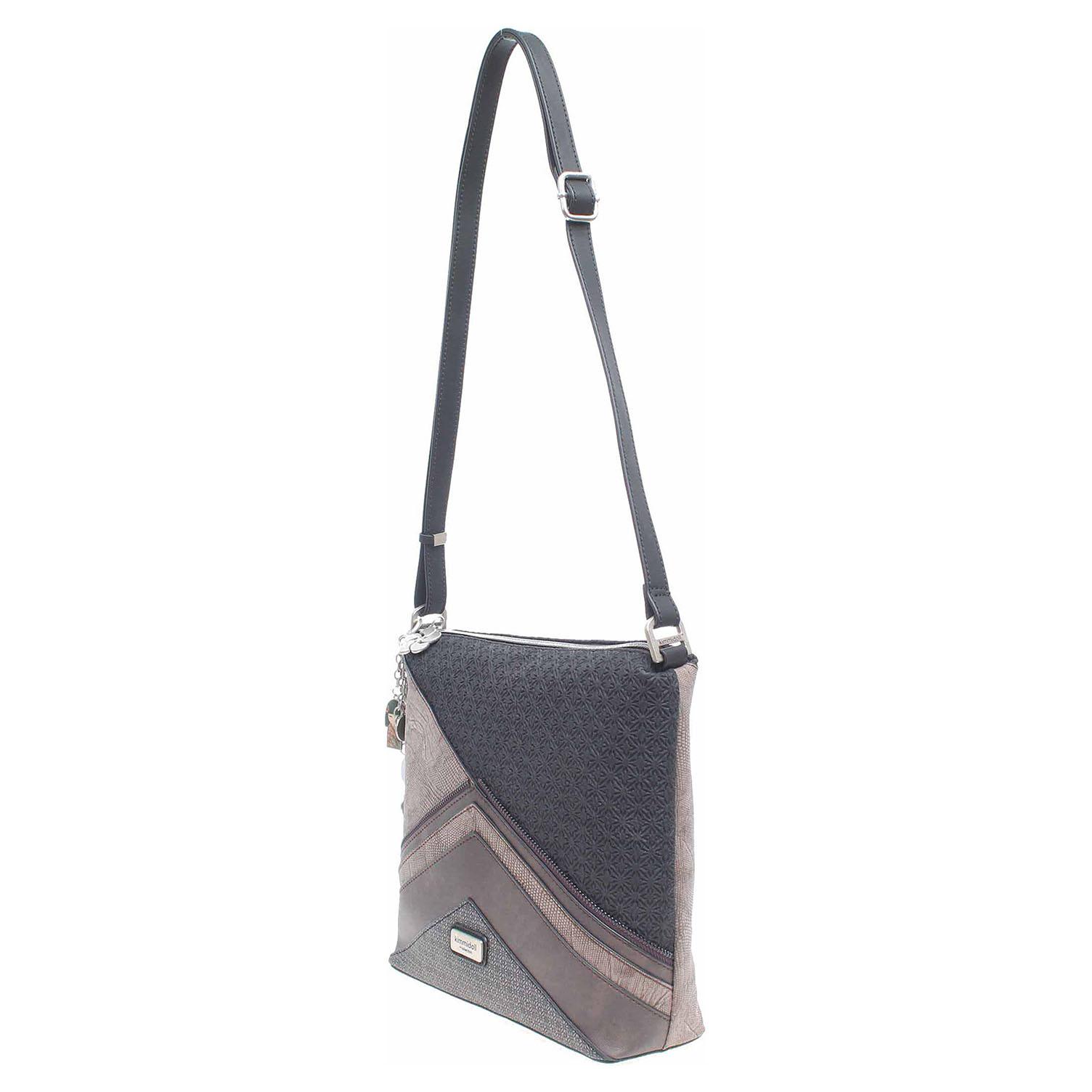 Ecco Kimmidoll dámská kabelka 25661-1 marron 11891265