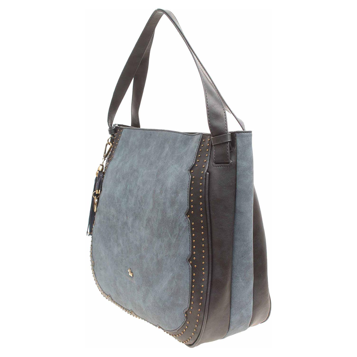 Ecco Dogsbybeluchi dámská kabelka 25360-1 modrá 11891272