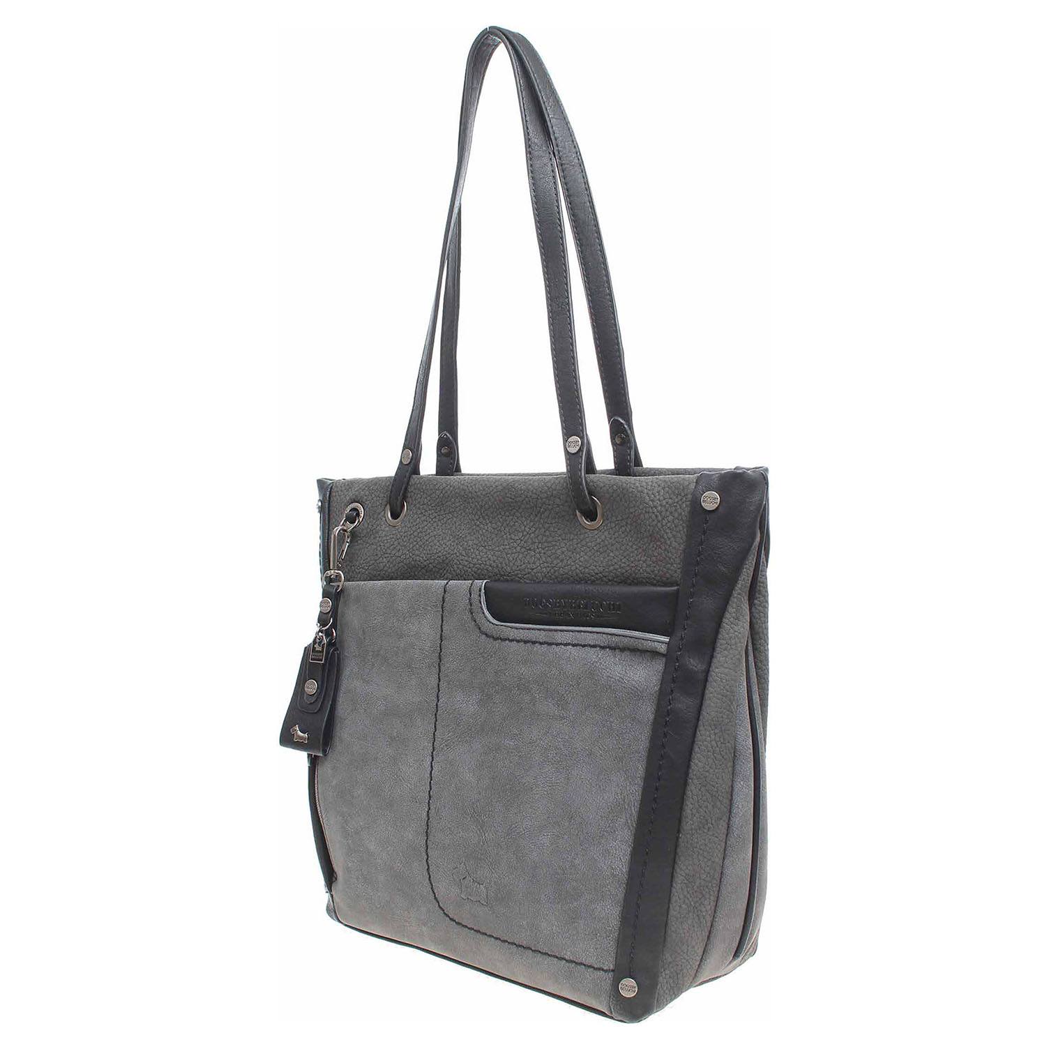 Ecco Dogsbybeluchi dámská kabelka 25350-1 negro 11891279