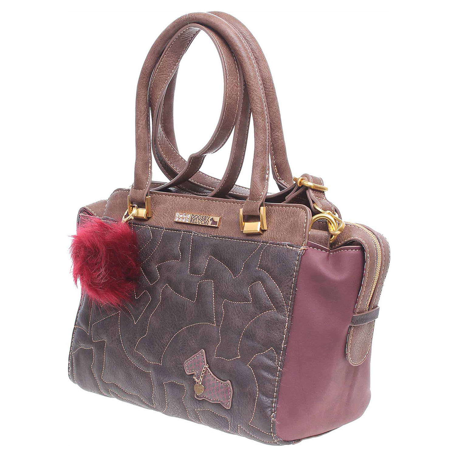 Ecco Dogsbybeluchi dámská kabelka 25411-1 marron 11891294