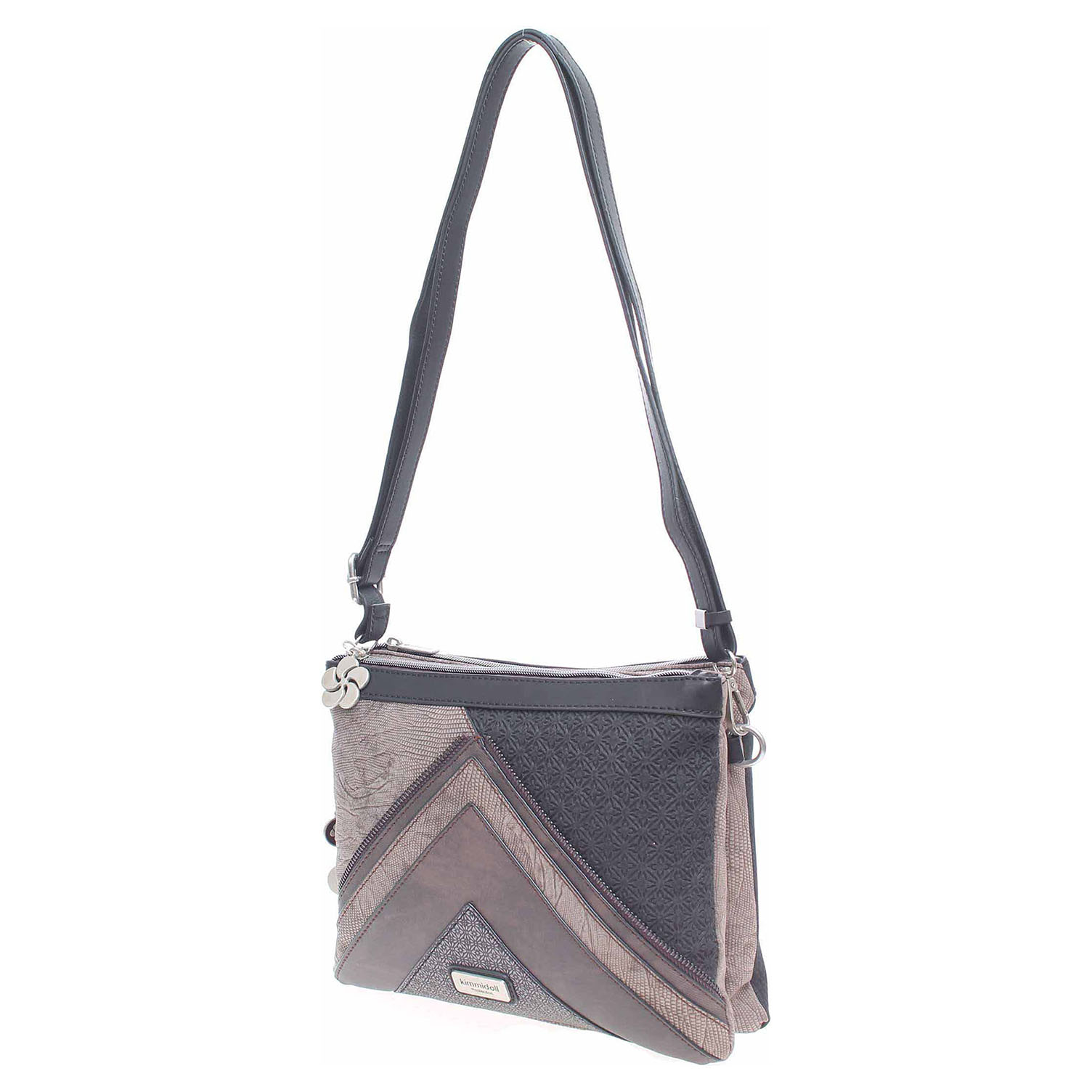 Ecco Kimmidoll dámská kabelka 25662-1 marron 11891318