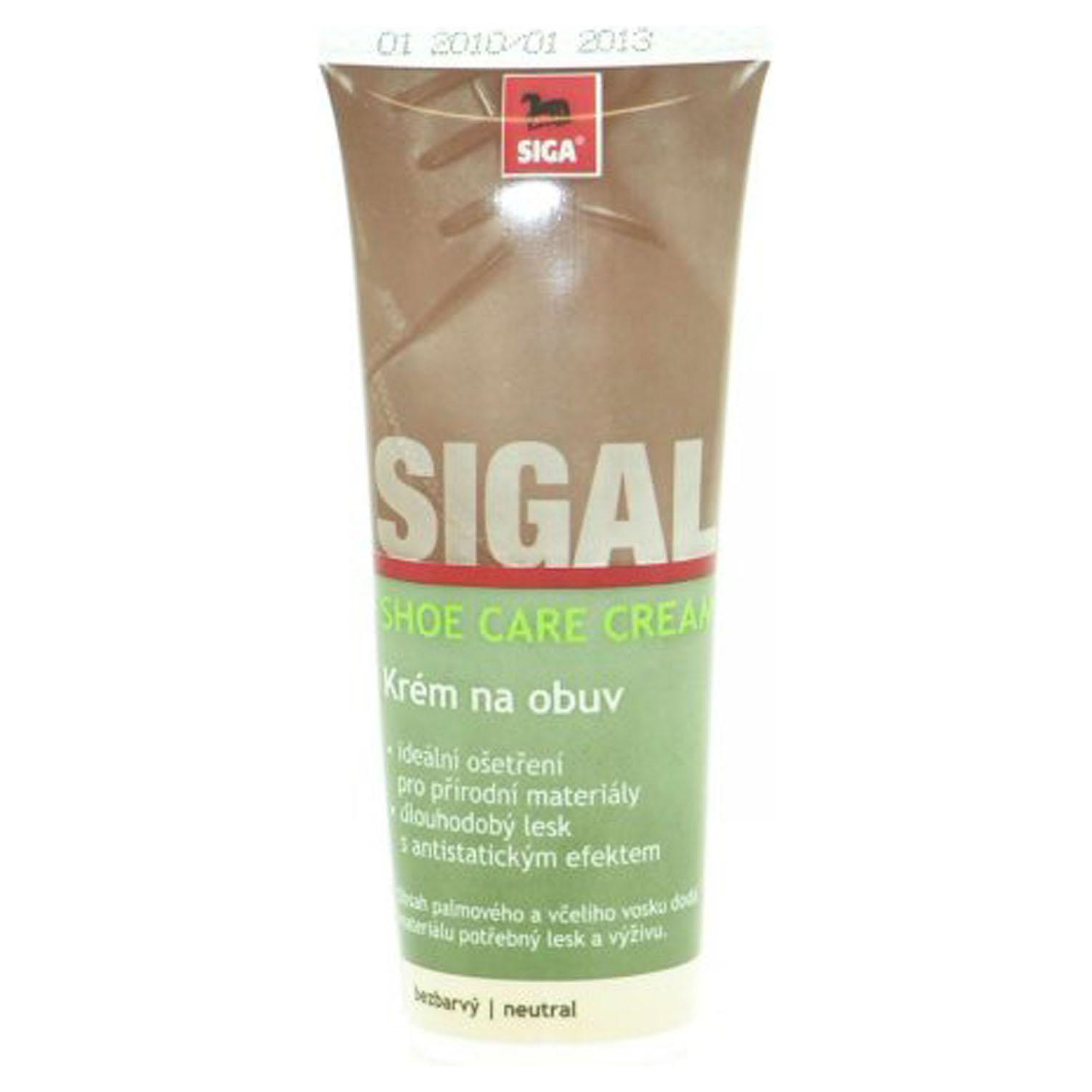 Ecco Sigal krém s aplikátorem - neutral 12601394