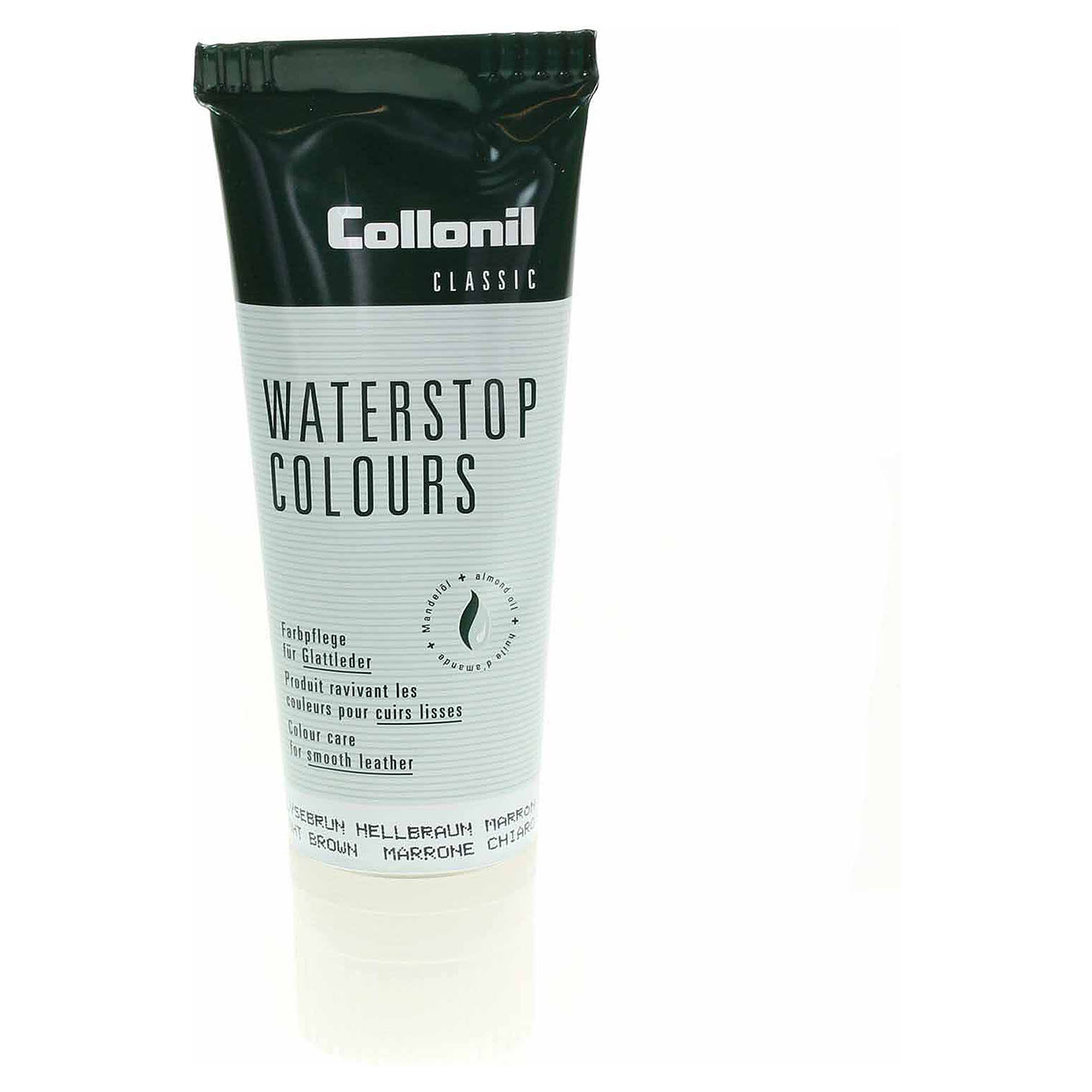 Ecco Collonil Waterstop světle hnědý 12601403
