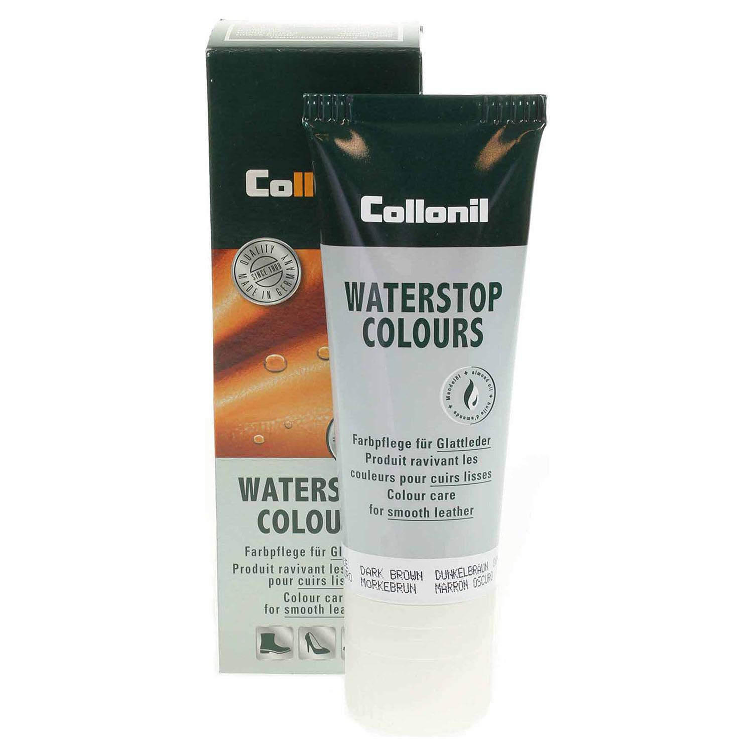 Ecco Collonil Waterstop tmavě hnědý 12601404