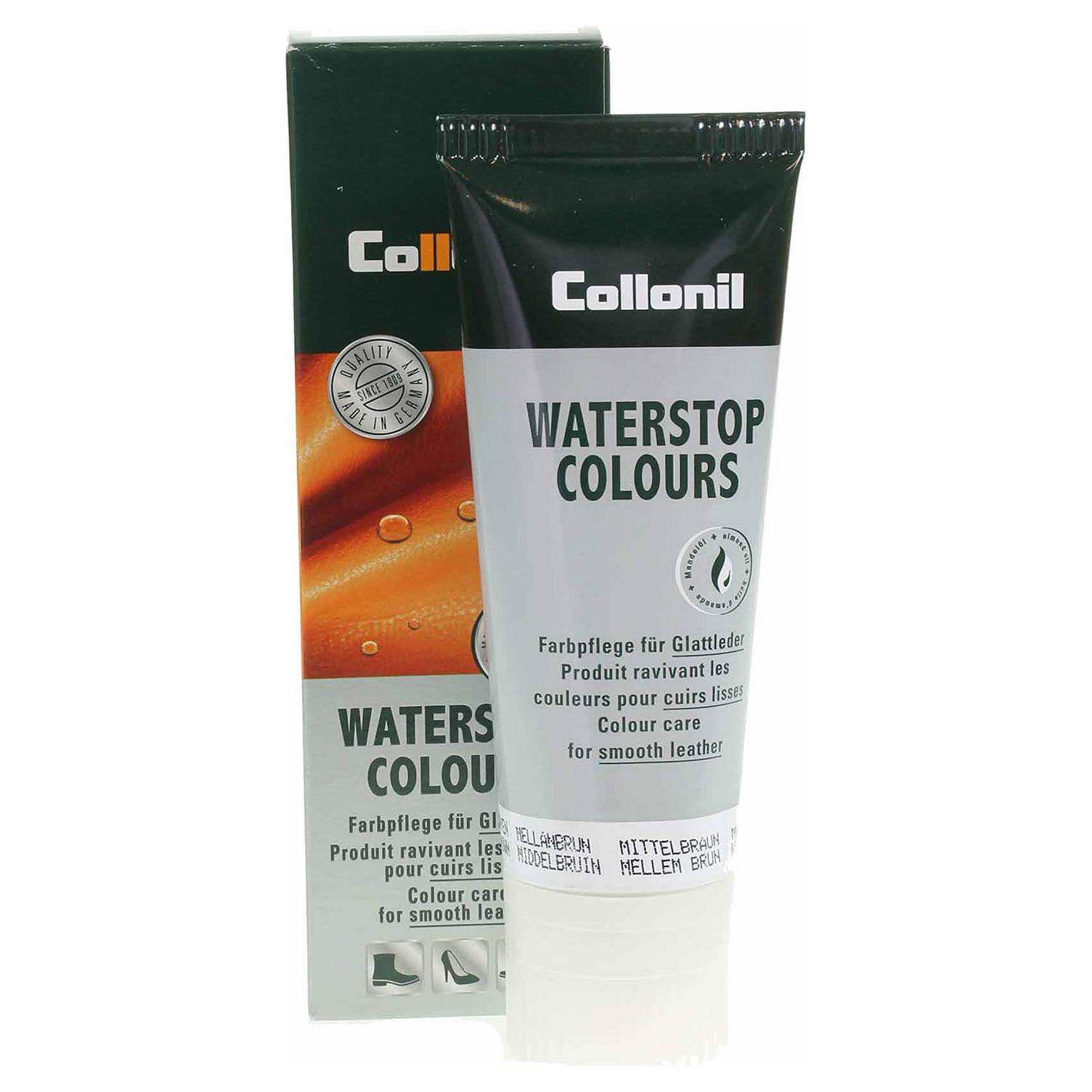 Ecco Collonil Waterstop - středně hnědý 12601405