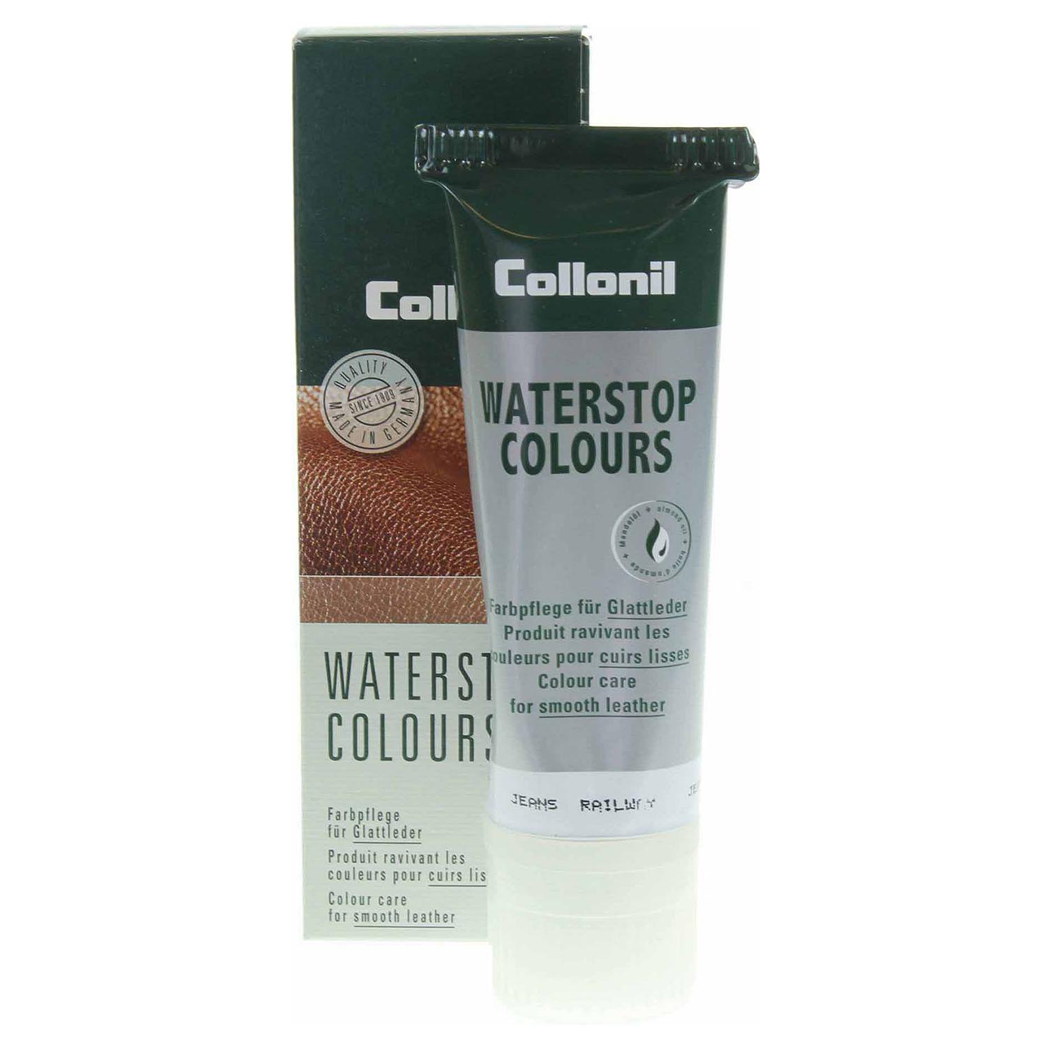 Ecco Collonil Waterstop - jeans-railway 12601552