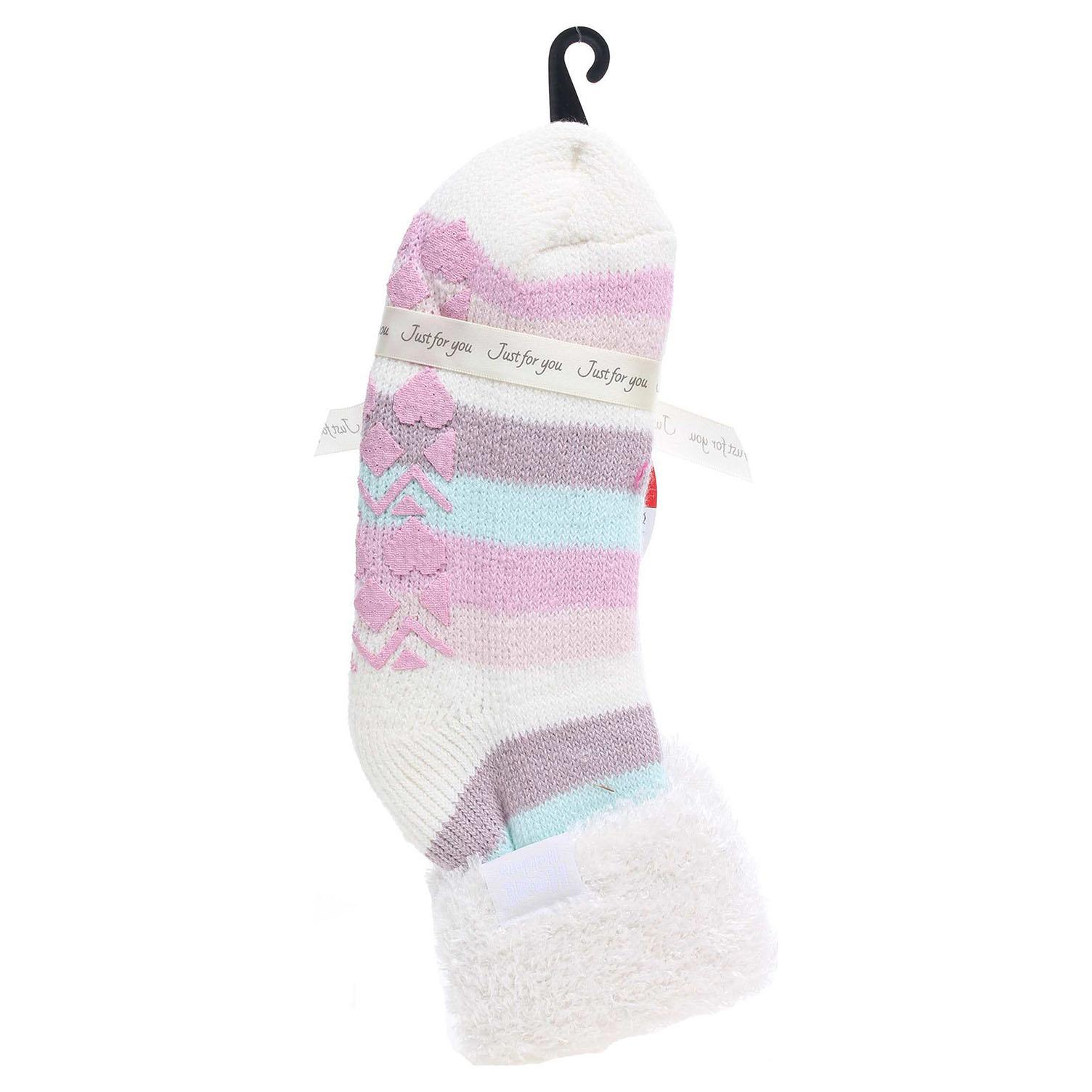 Heat Holders dámské ponožky HH25 bílá-multi 42
