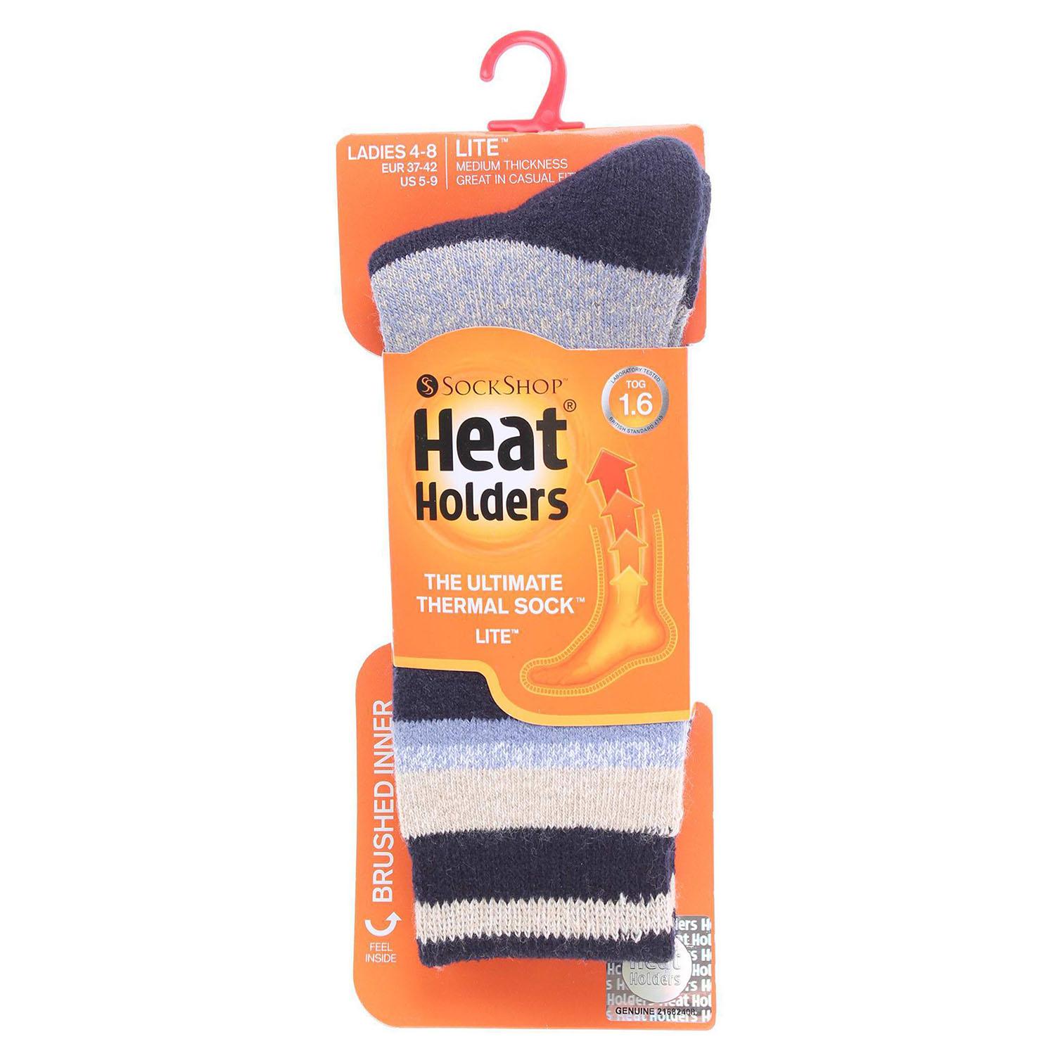 Ecco Heat Holders dámské ponožky HH555DNM modré 13202025