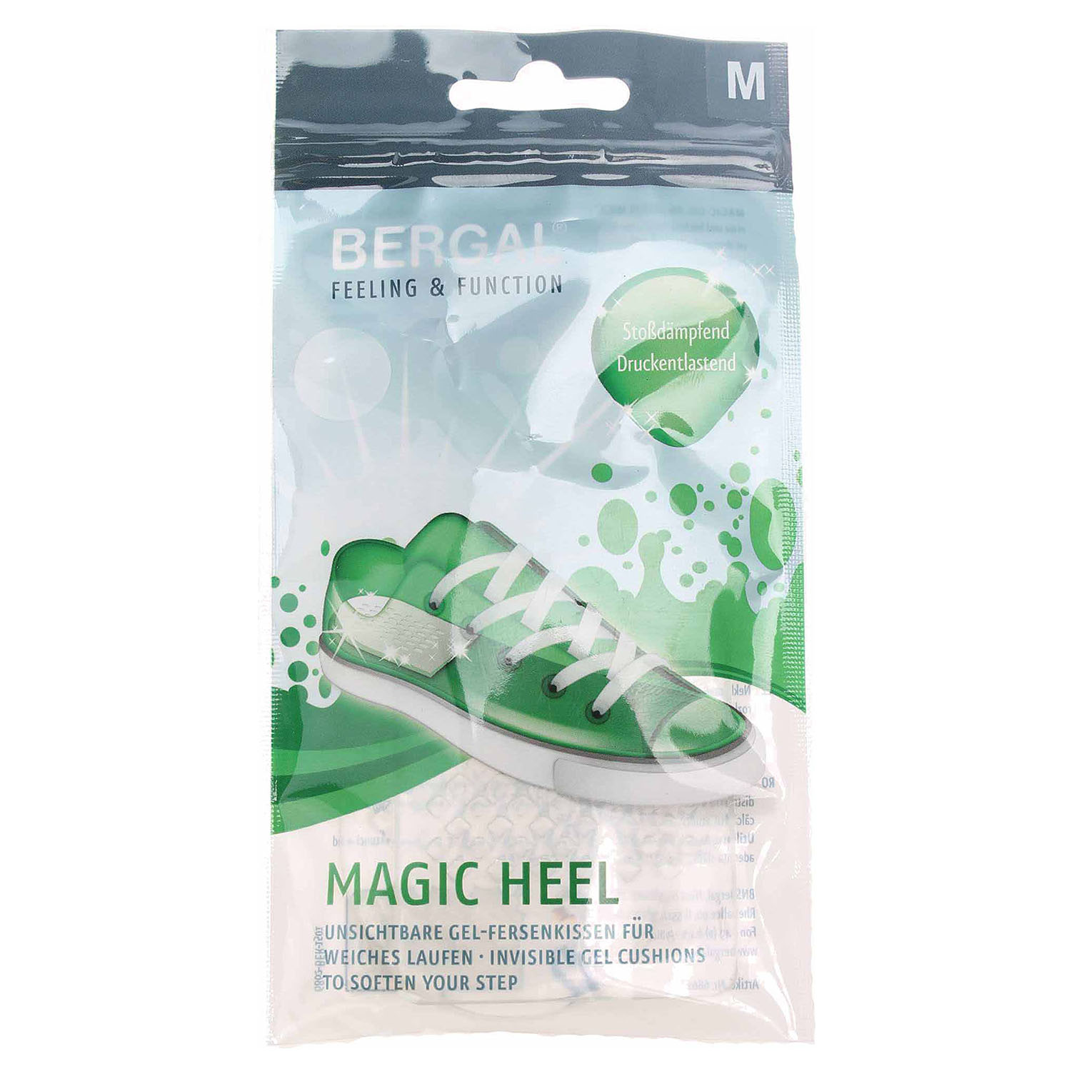 Ecco Bergal Magic Heel podpatěnky 14001228
