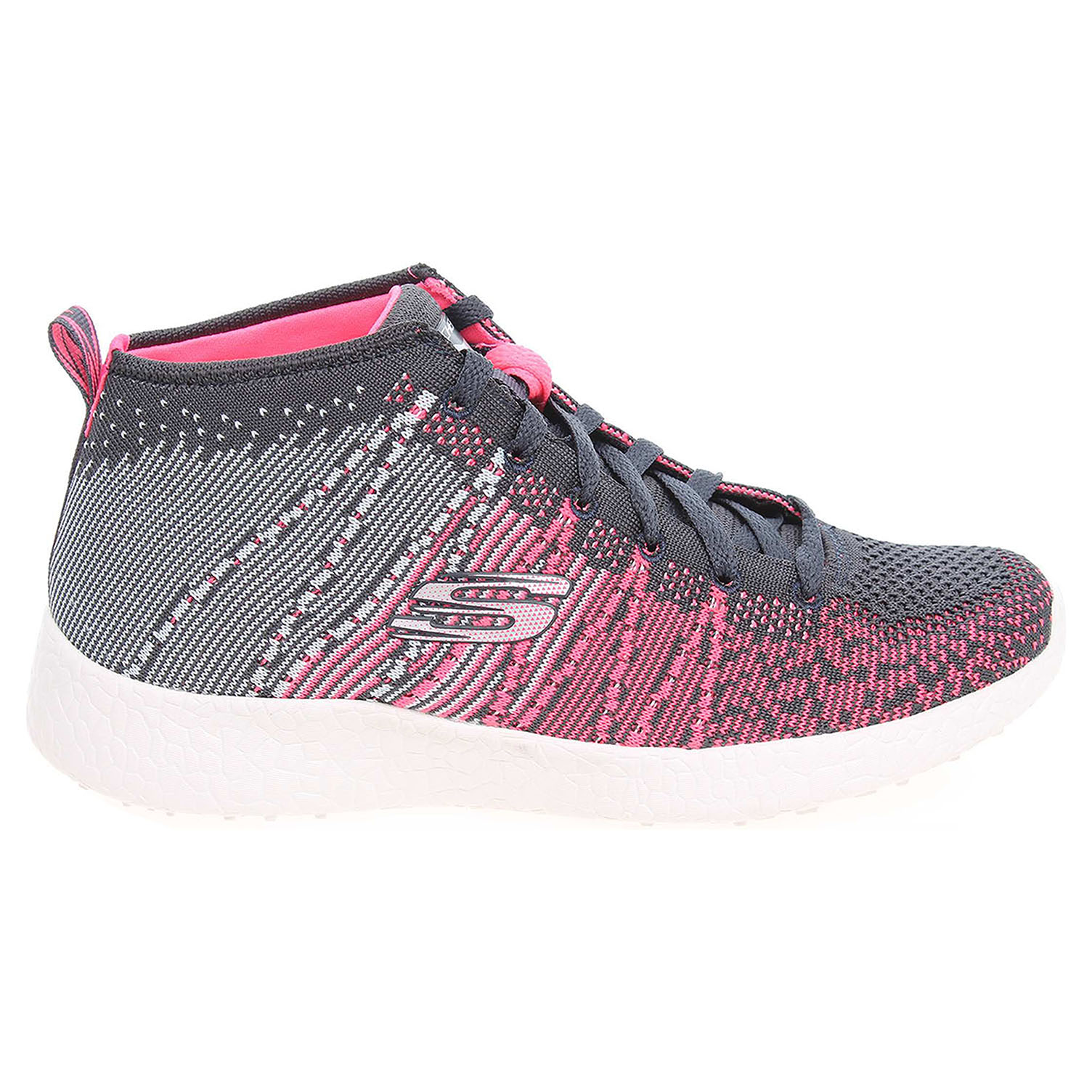 Skechers Sweet Symphony charcoal-pink 36