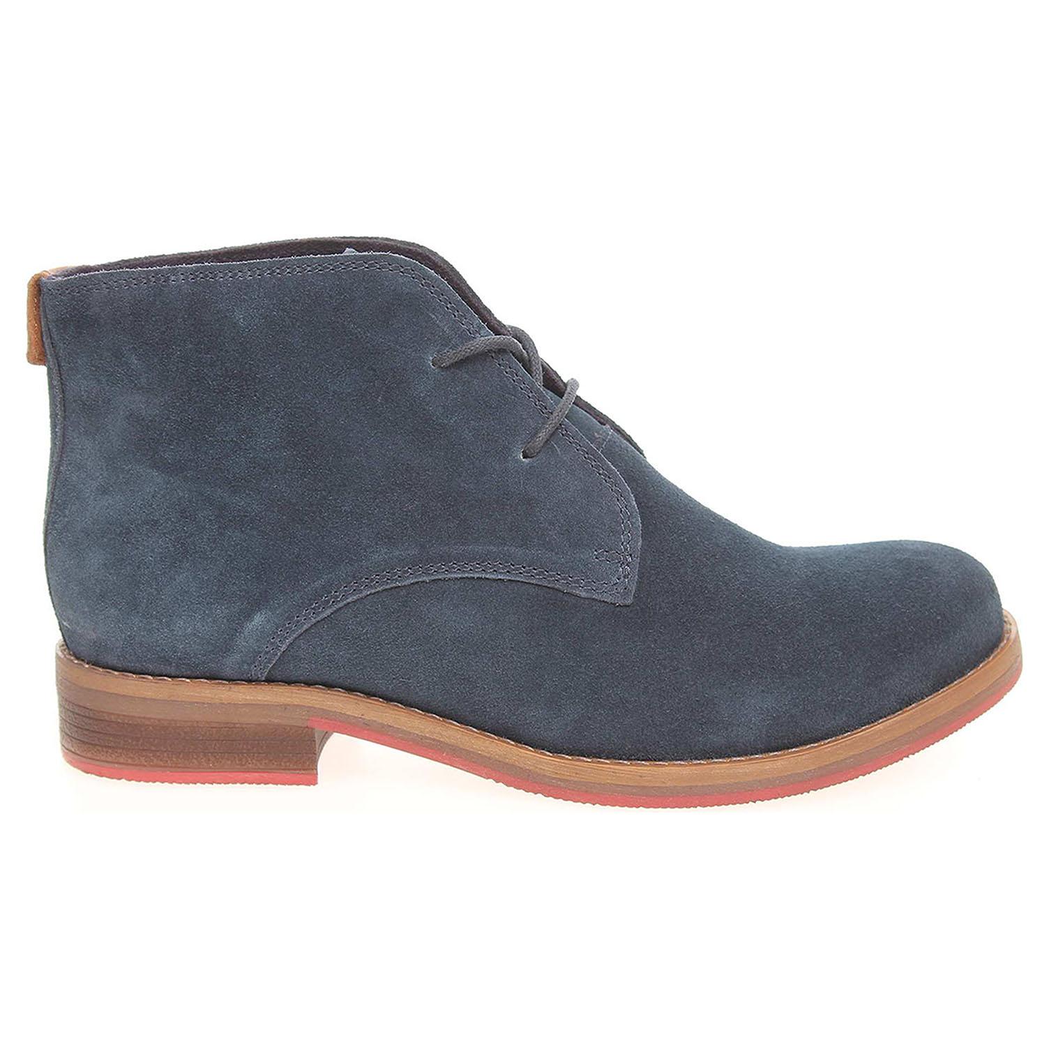 s.Oliver dámská obuv 5-25205-37 modrá 38