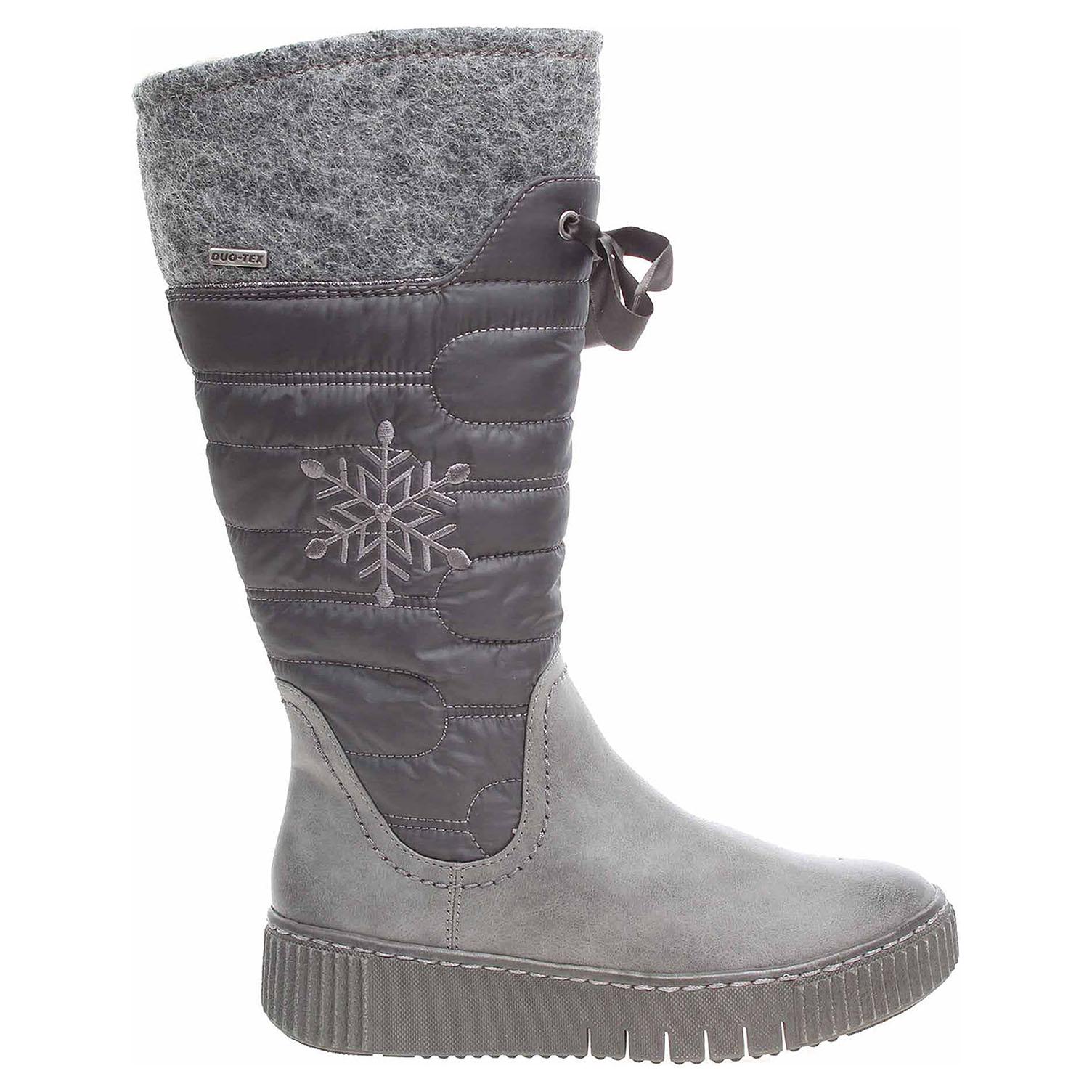 Ecco Tamaris dámská obuv 1-26628-39 graphite comb 22400636
