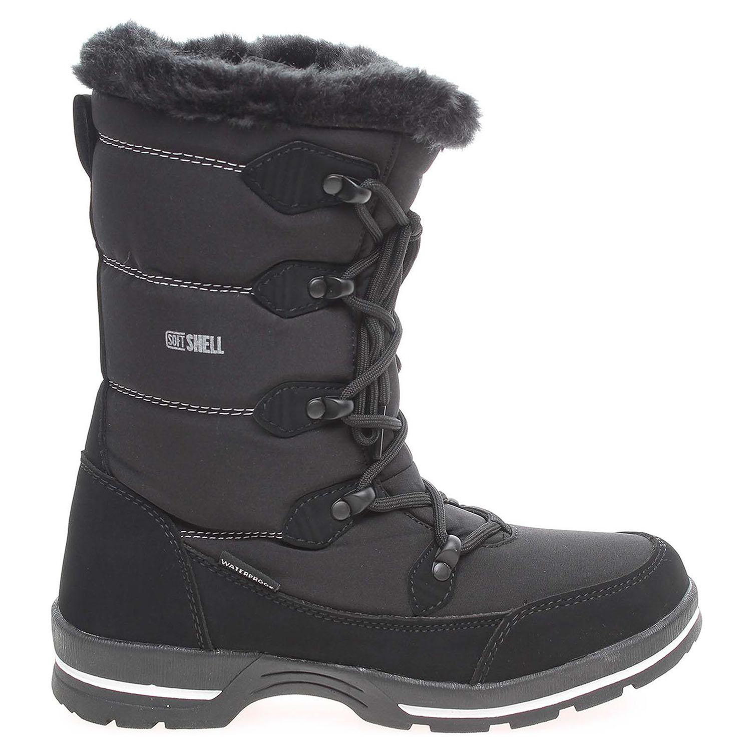 Westport dámské sněhule L 52-119-087 černé 37