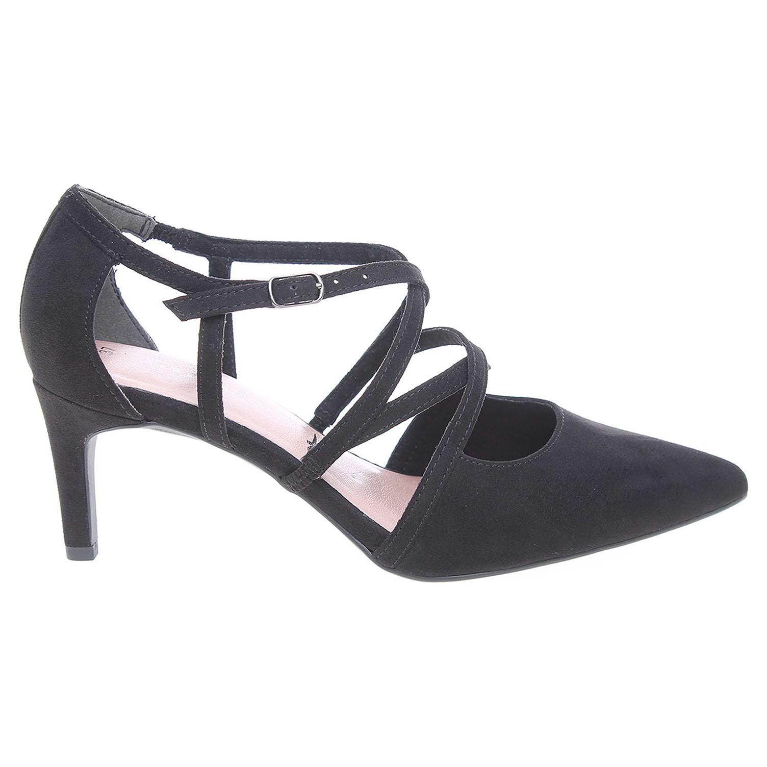 Ecco Tamaris dámská obuv 1-24400-28 černá 22800350