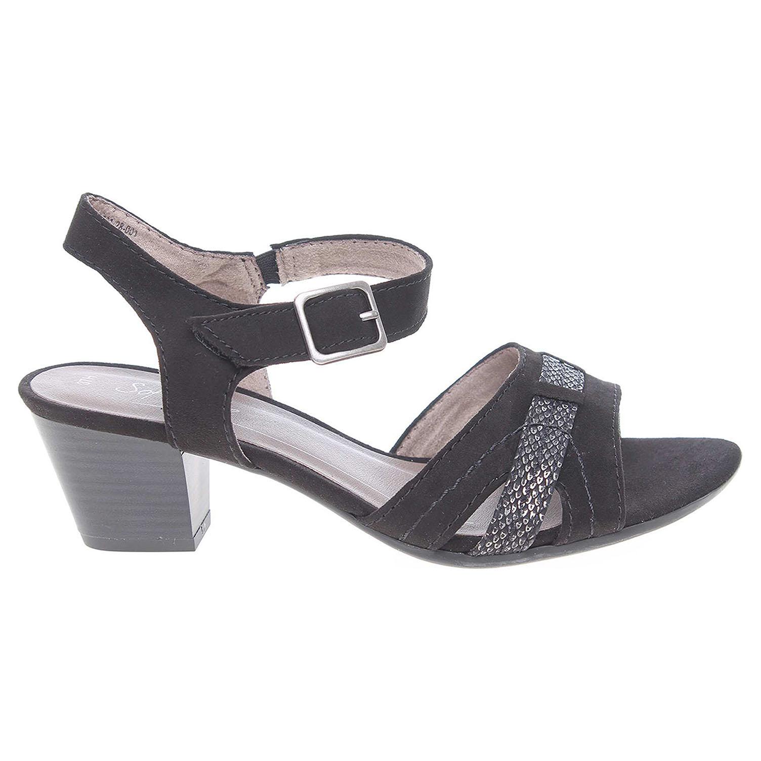 Ecco Jana dámská obuv 8-28361-28 černá 22800355