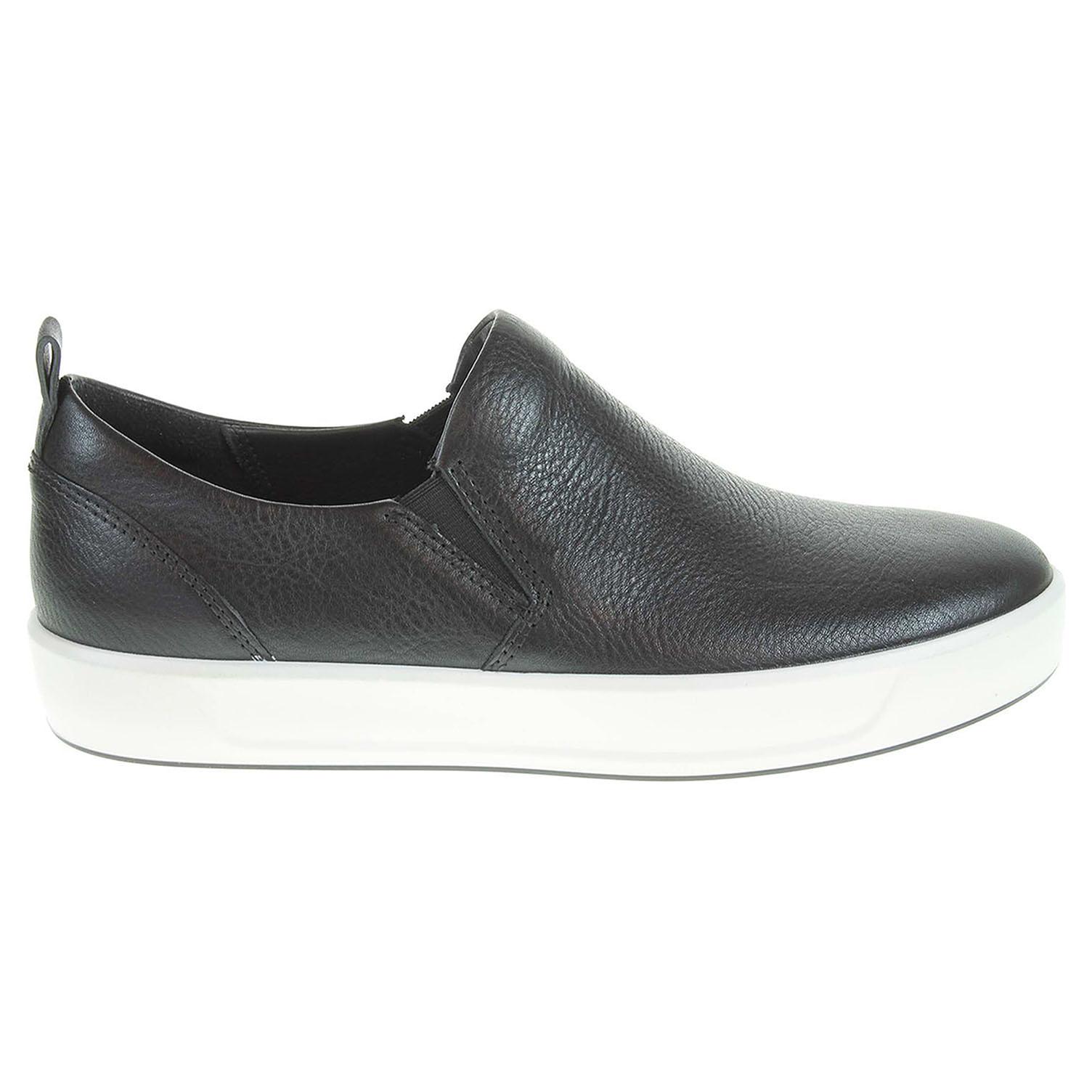 Ecco Ecco Soft 8 Ladies dámská obuv 44052301001 černá 23000778