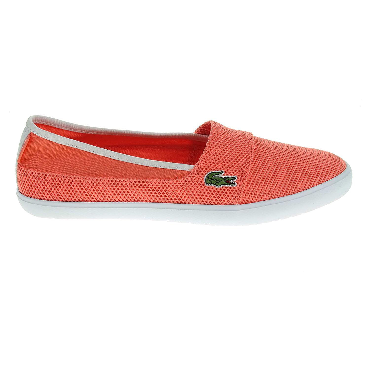 Ecco Lacoste Marice dámská obuv oranžová 23000816