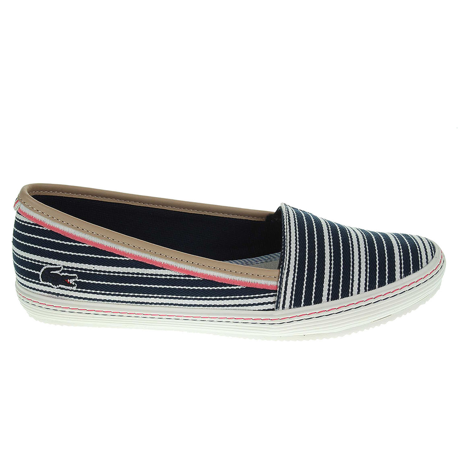 Lacoste Orane dámská obuv modrá 38 modrá modrá
