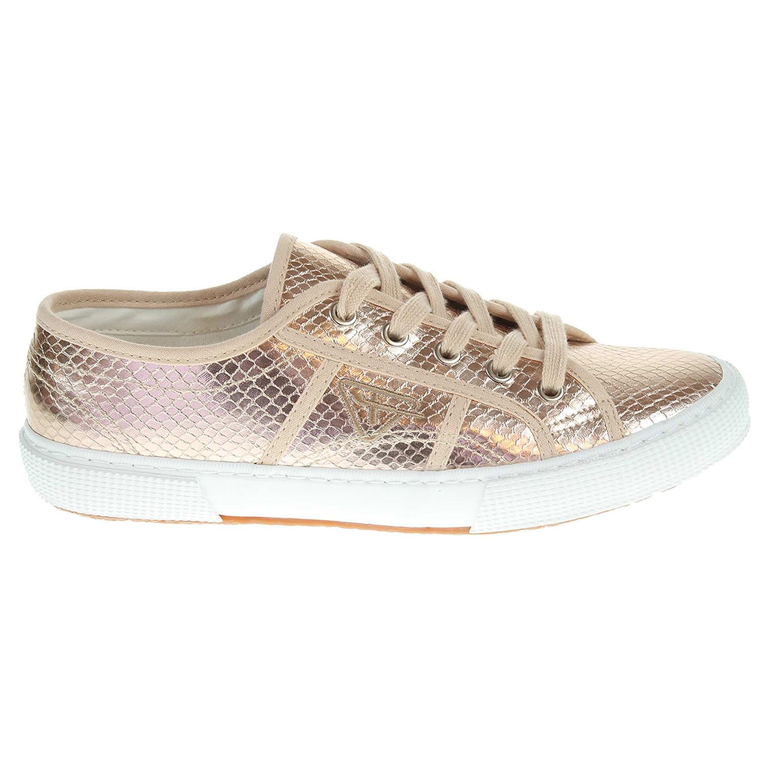 Ecco Tamaris dámská obuv 1-23660-26 bronzová 23200498