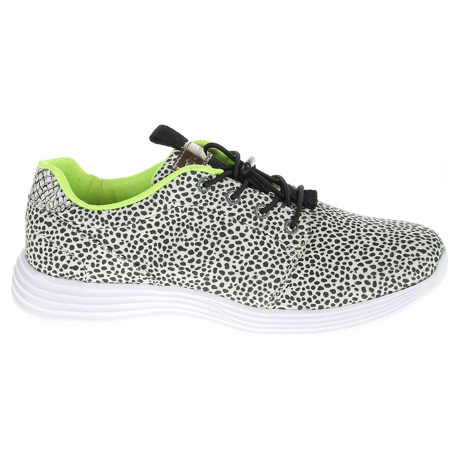 Ecco Tamaris dámská obuv 1-23707-26 černá-béžová 23200520