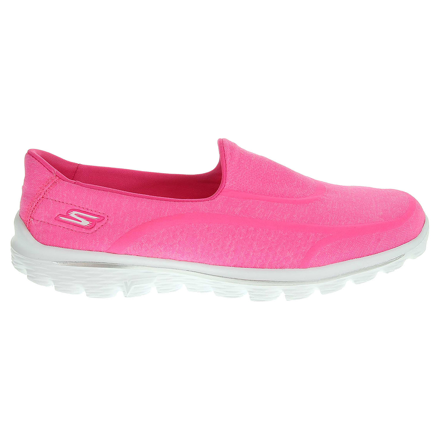 Skechers Go Walk 2 -Super Sock 2 hot pink 40