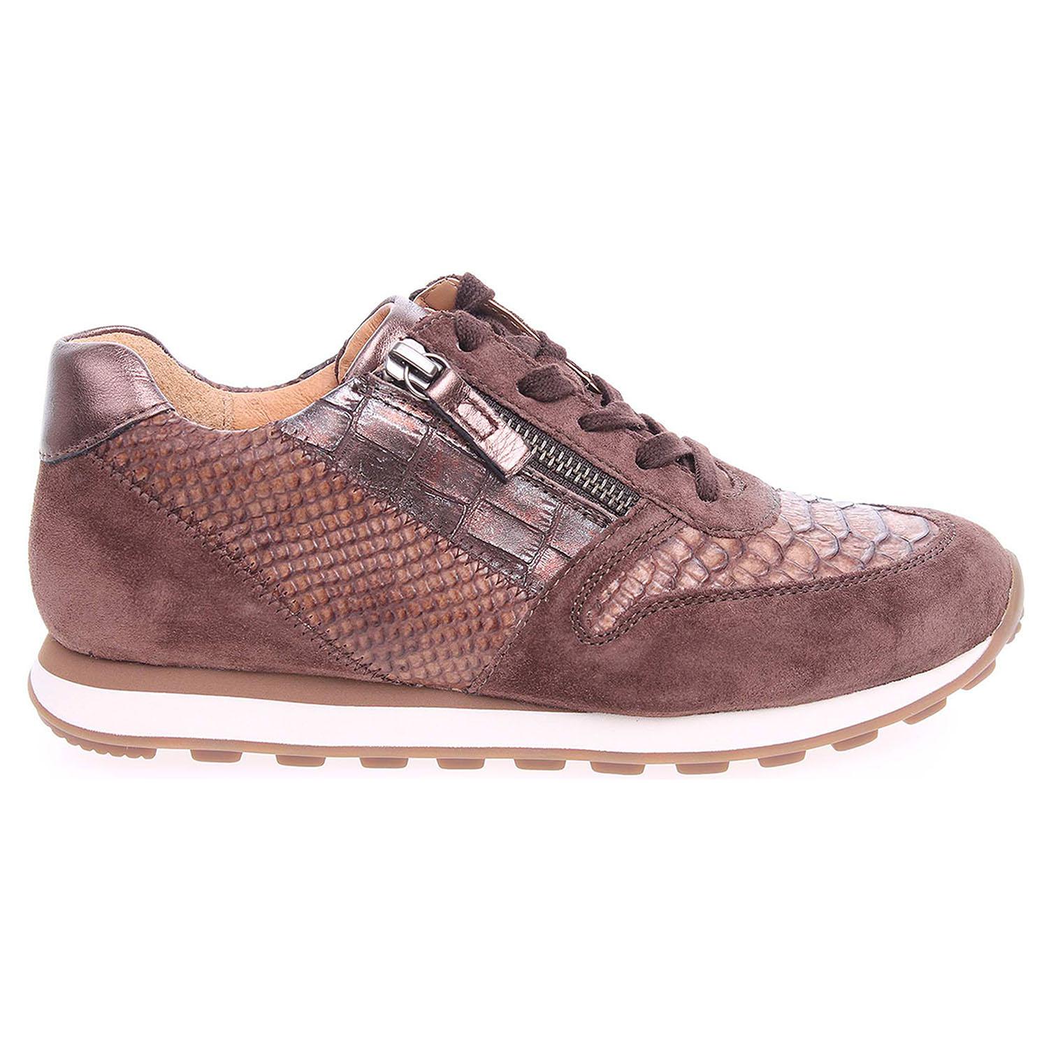 Ecco Gabor dámská obuv 56.368.25 hnědá 23200552