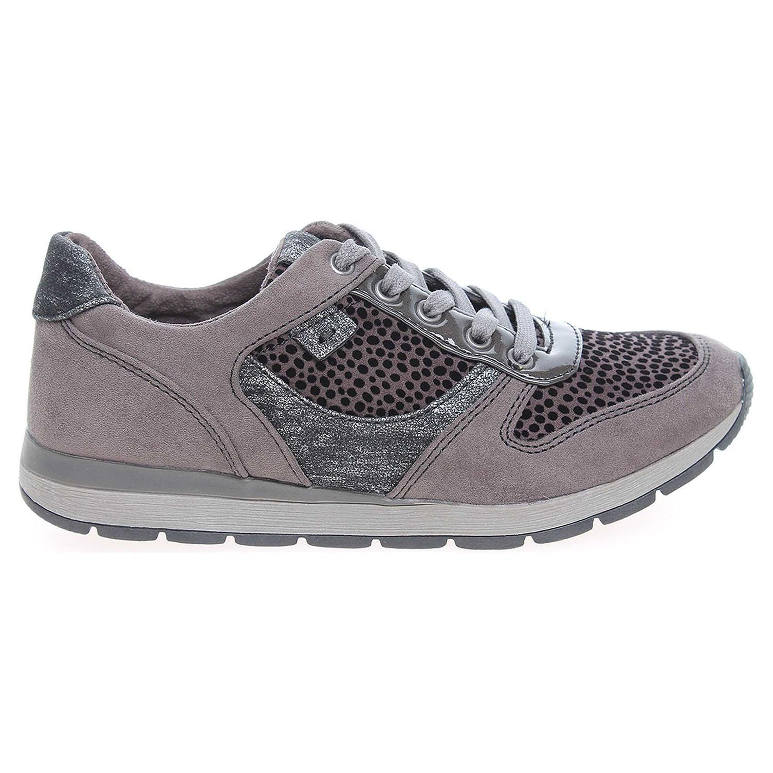 Ecco Jana dámská obuv 8-23771-27 šedá 23200553
